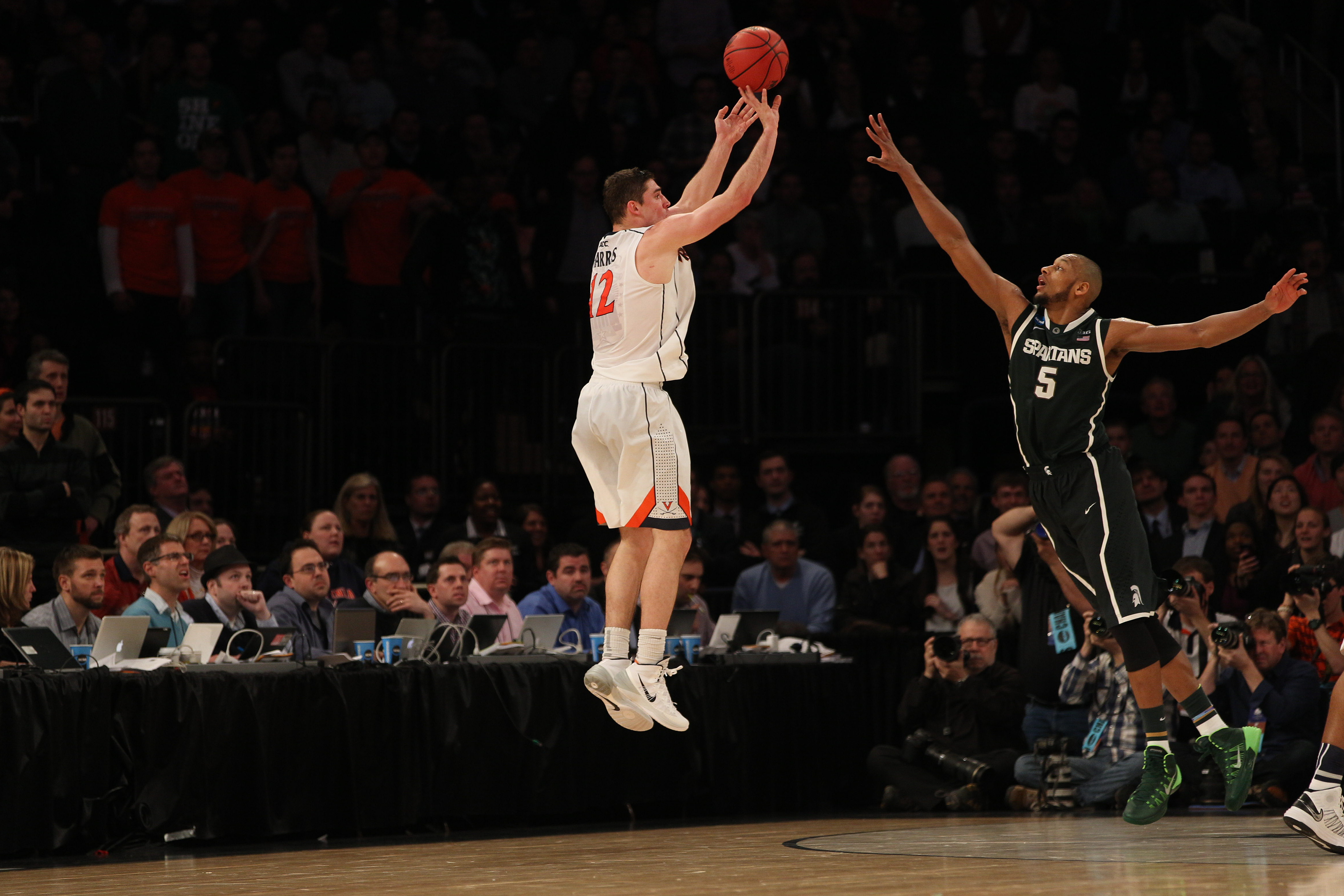 2014 NCAA Division 1 Men's Basketball Championship, East Regional at Madison Square Garden, New York
