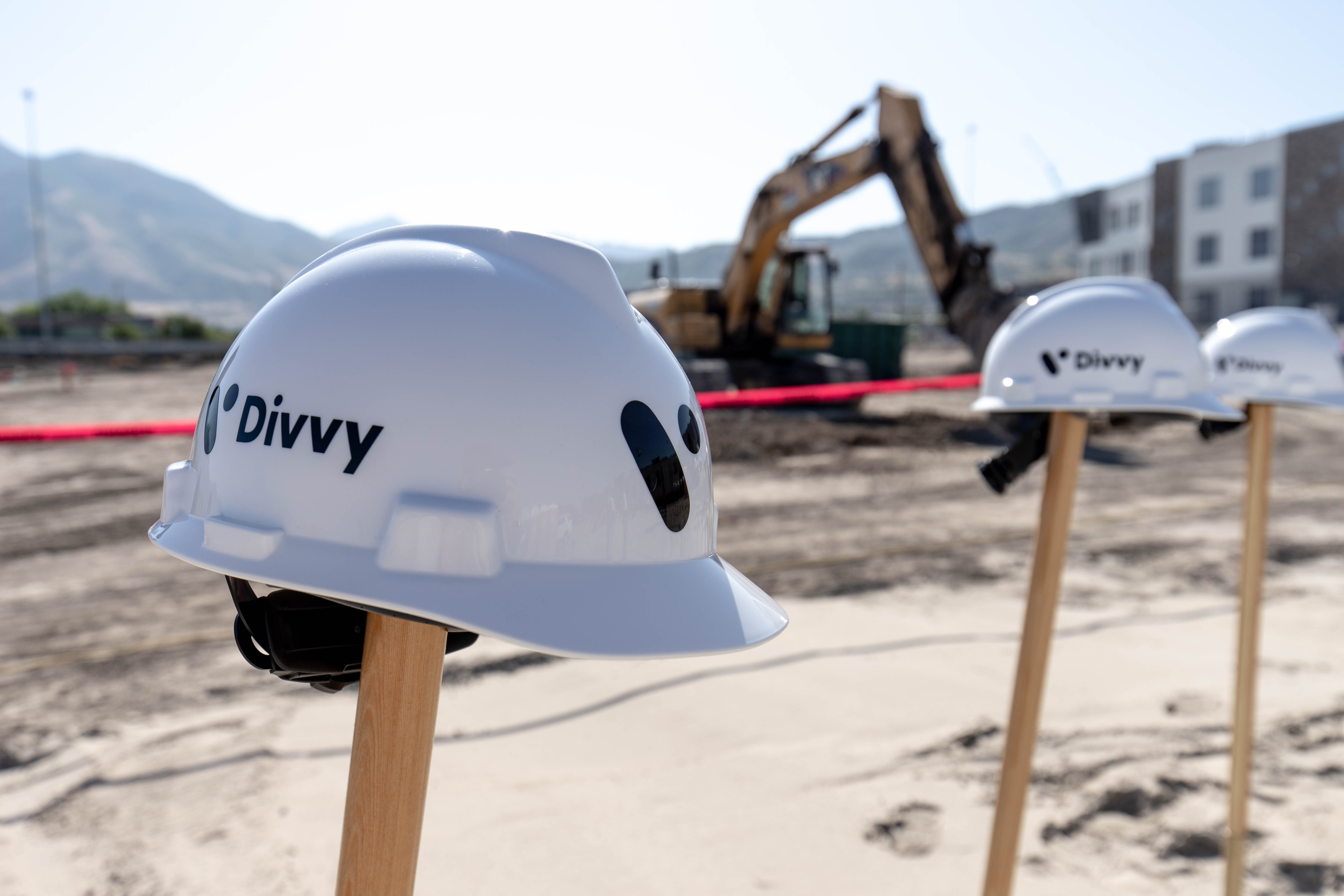Divvy, one of Utah's fastest growing tech firms, broke ground on a new 150,000-square-foot headquarters in Draper on Monday. The company has innovated an expense account management platform that has attracted over 3,000 clients, and some $250 million in venture capital investment, in less than two years.
