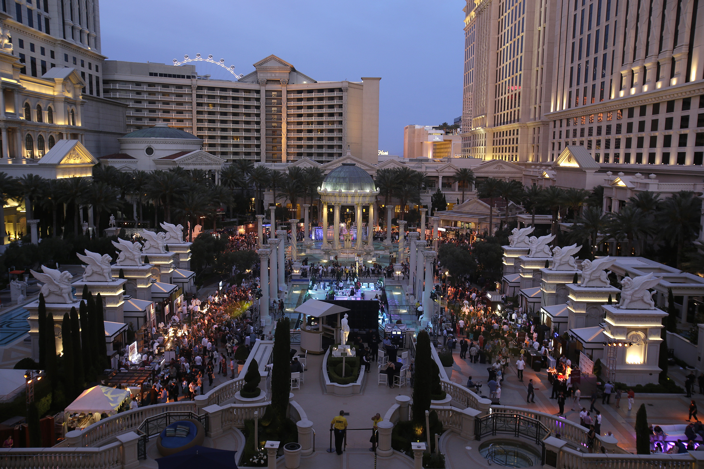 The Grand Tasting at Vegas Uncork'd