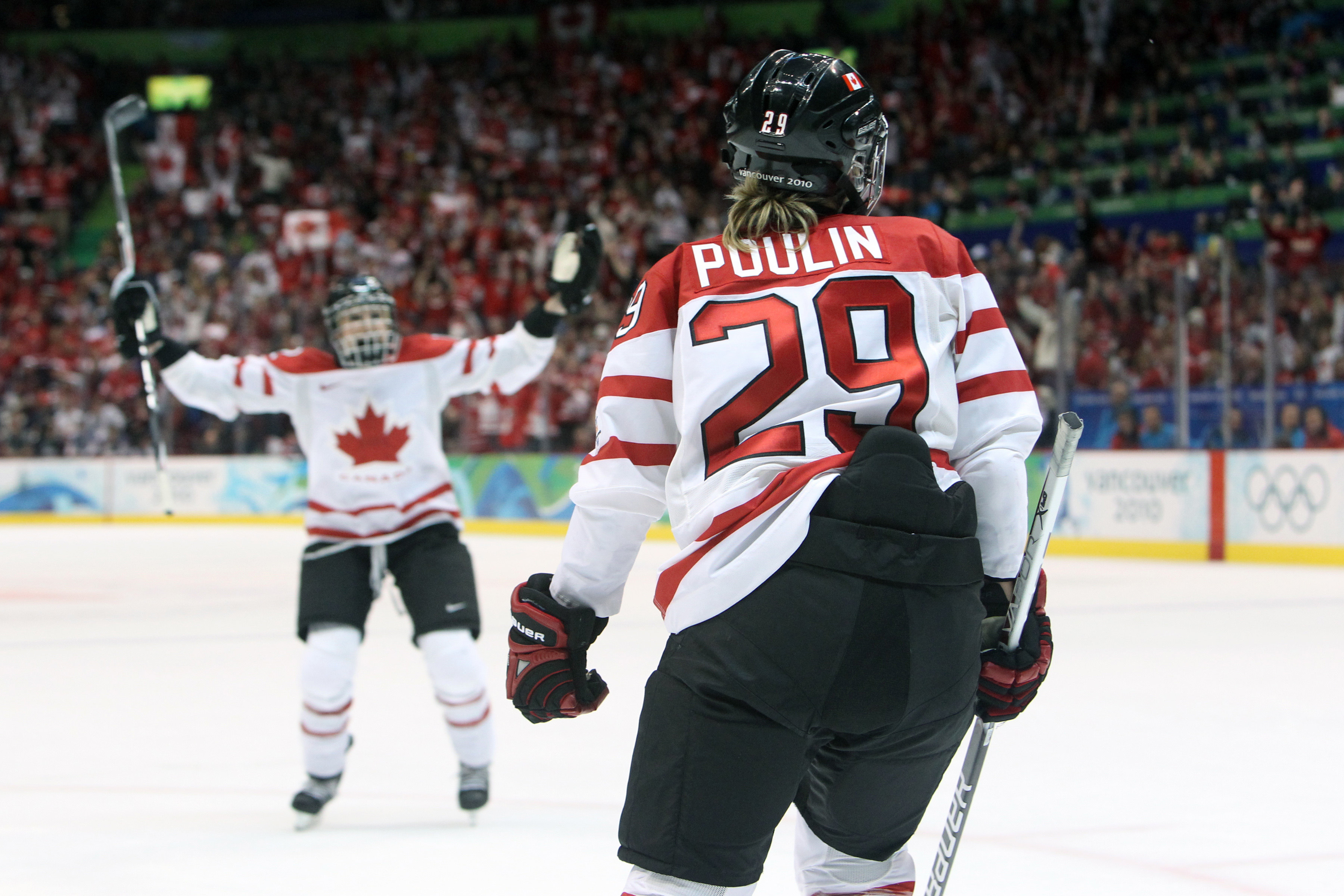 Vancouver 2010 - Ice Hockey - Women's Finals - Canada vs. USA