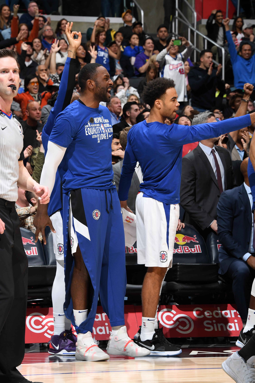 San Antonio Spurs v LA Clippers