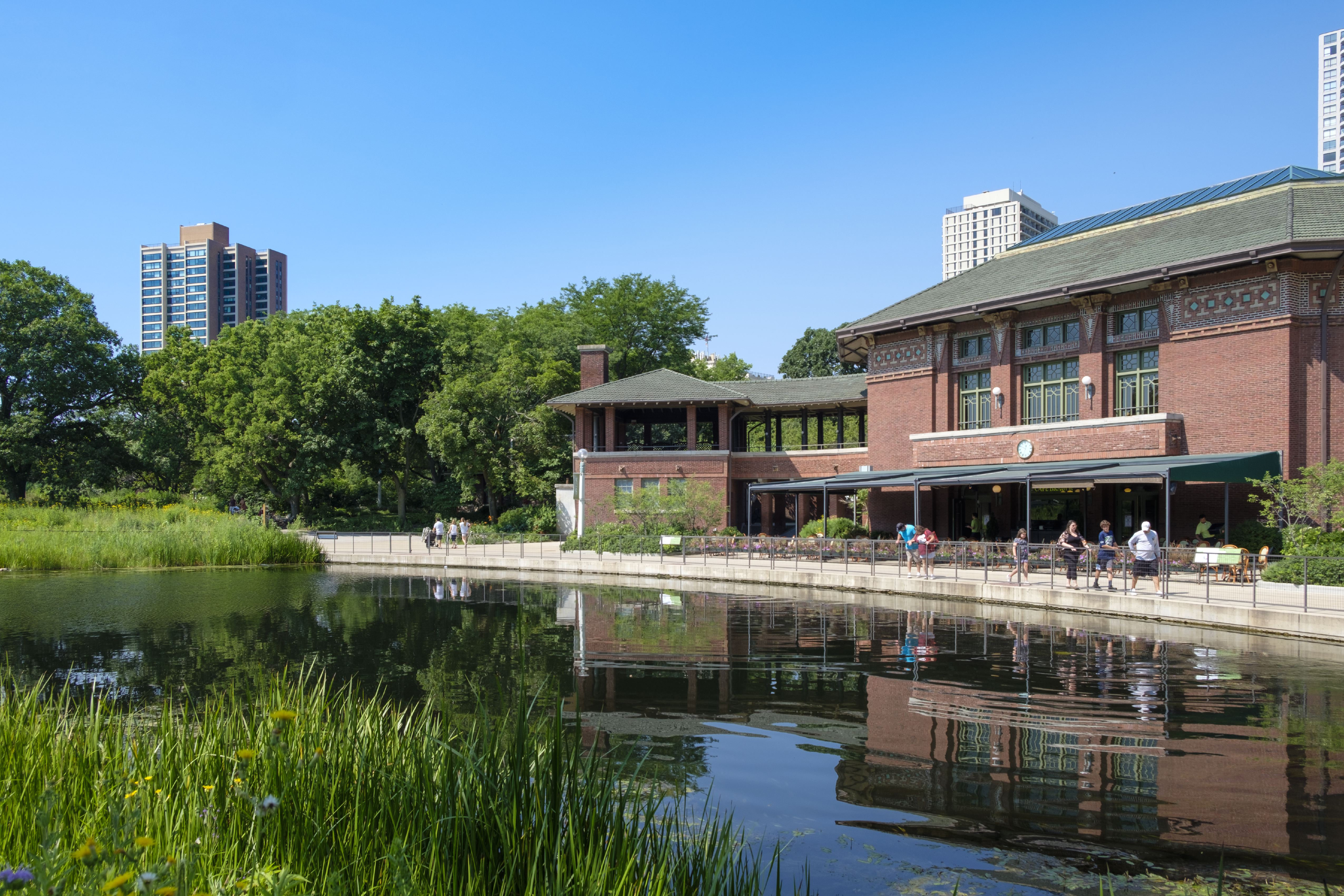 Discover 10 Prairie School buildings by Frank Lloyd Wright disciples