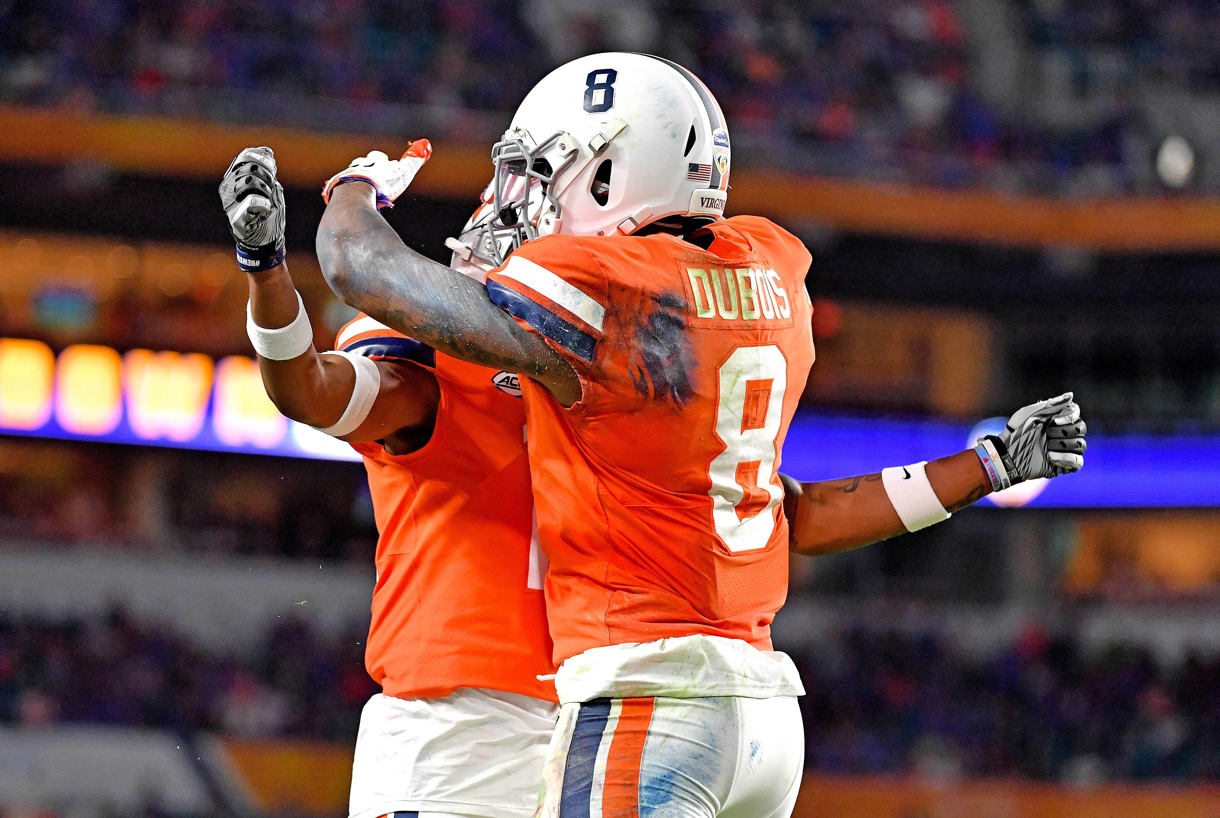 NCAA Football: Orange Bowl-Florida vs Virginia