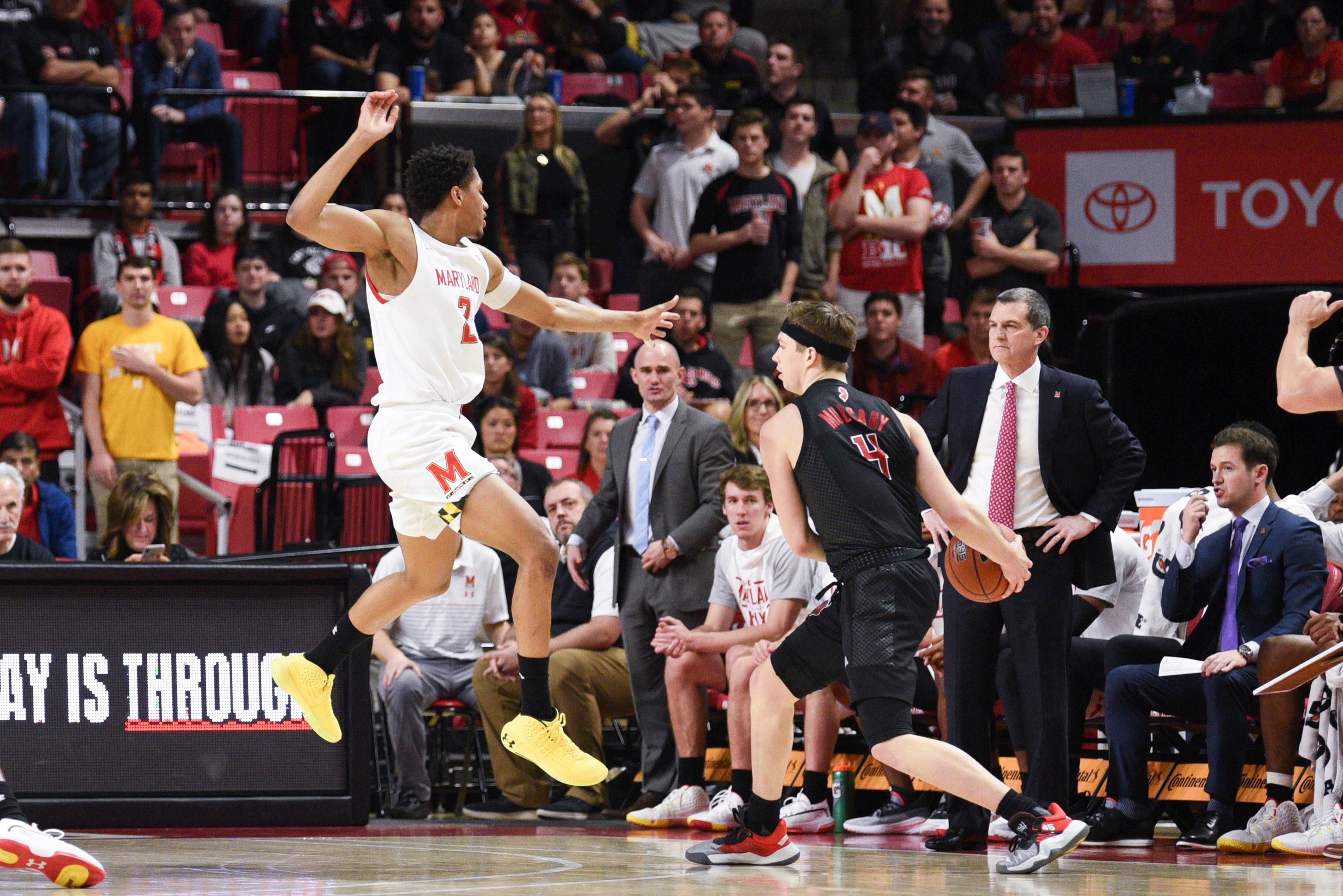 Aaron Wiggins, Rutgers, 2020
