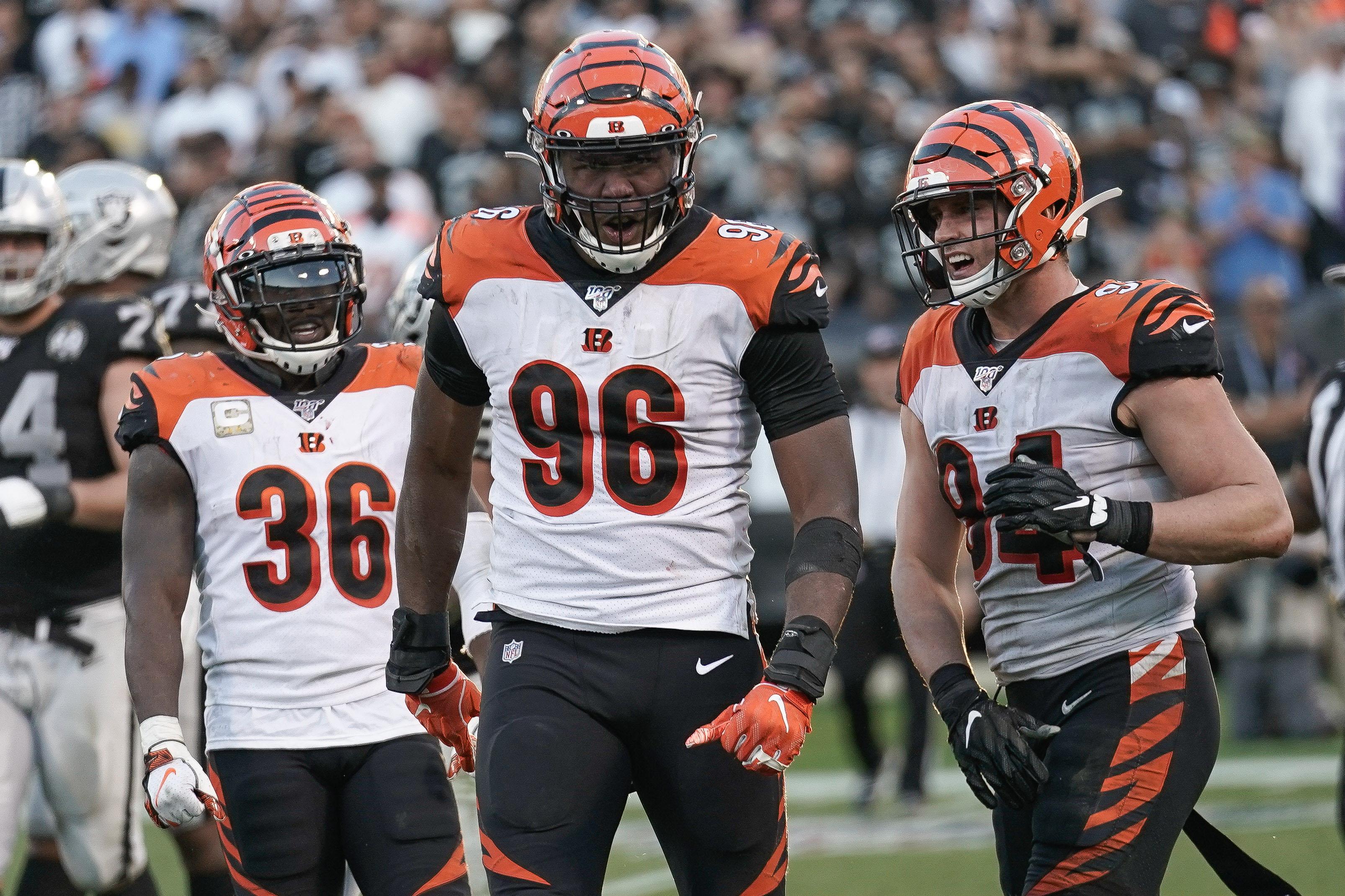 NFL: Cincinnati Bengals at Oakland Raiders