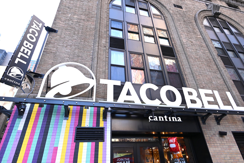 Taco Bell NYC Cantina Hiring Party At 840 8th Avenue, New York, NY