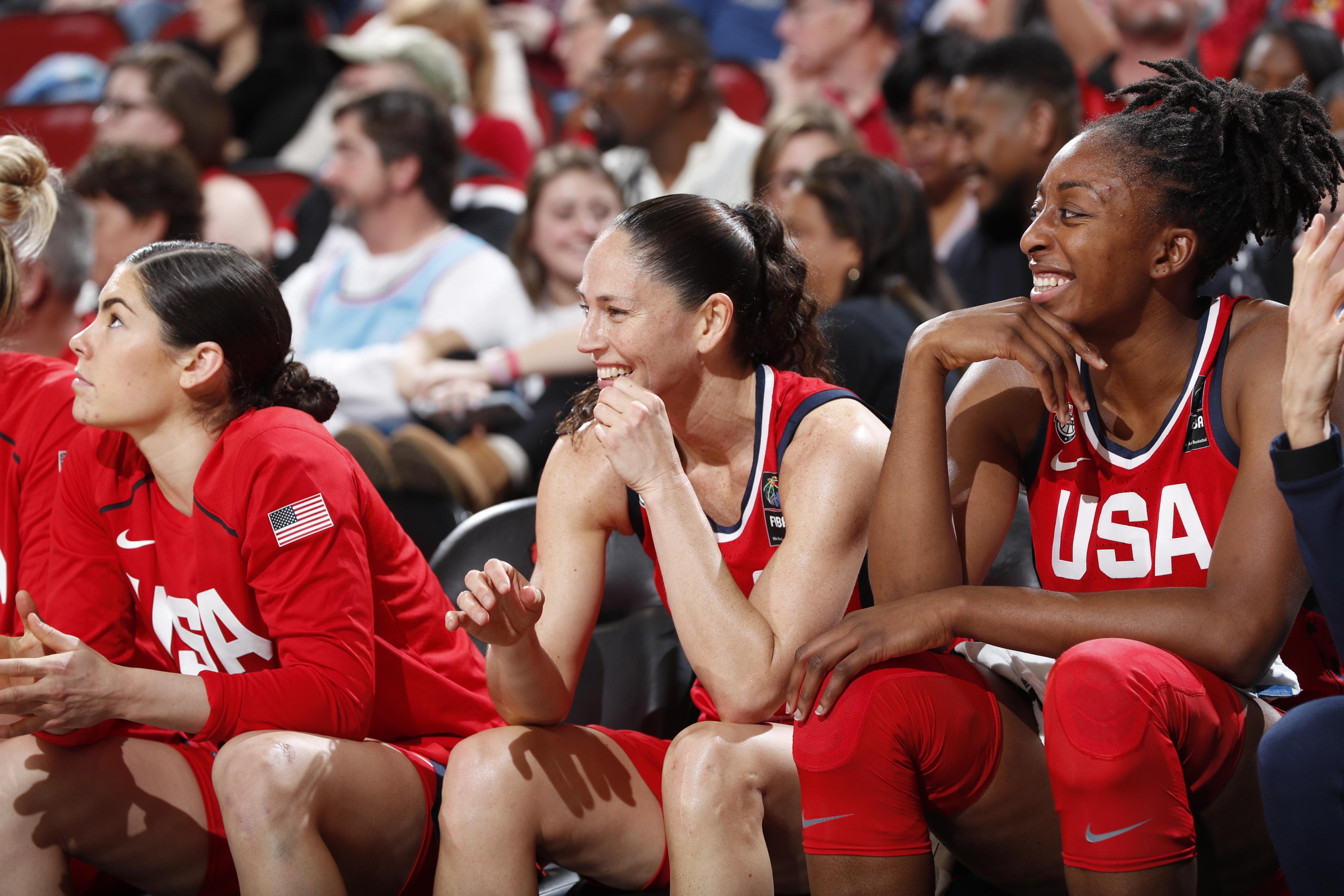 USA Women's National Team v University of Louisville Cardinals