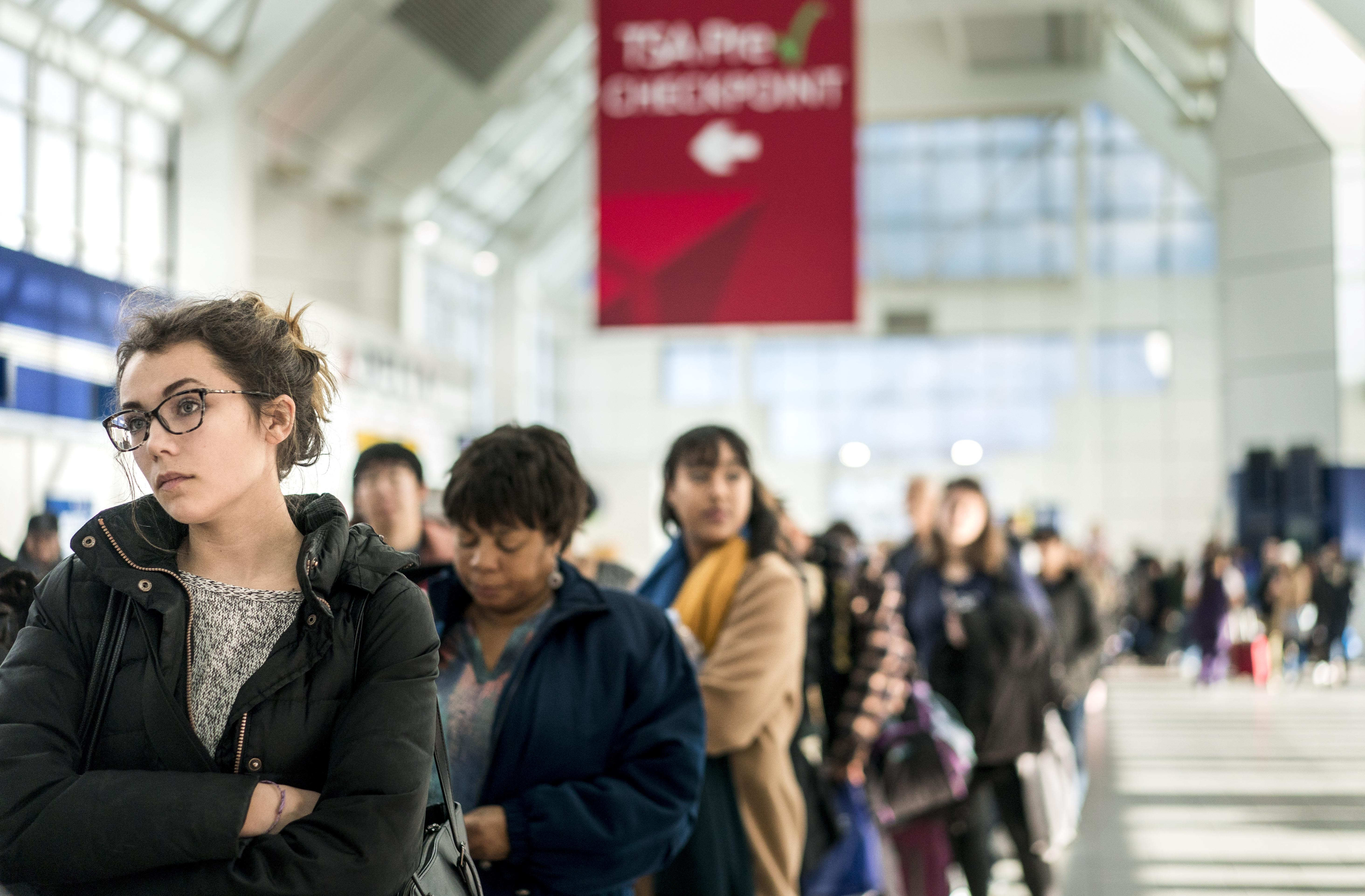 New York sues the Trump administration over denying residents access to Global Entry