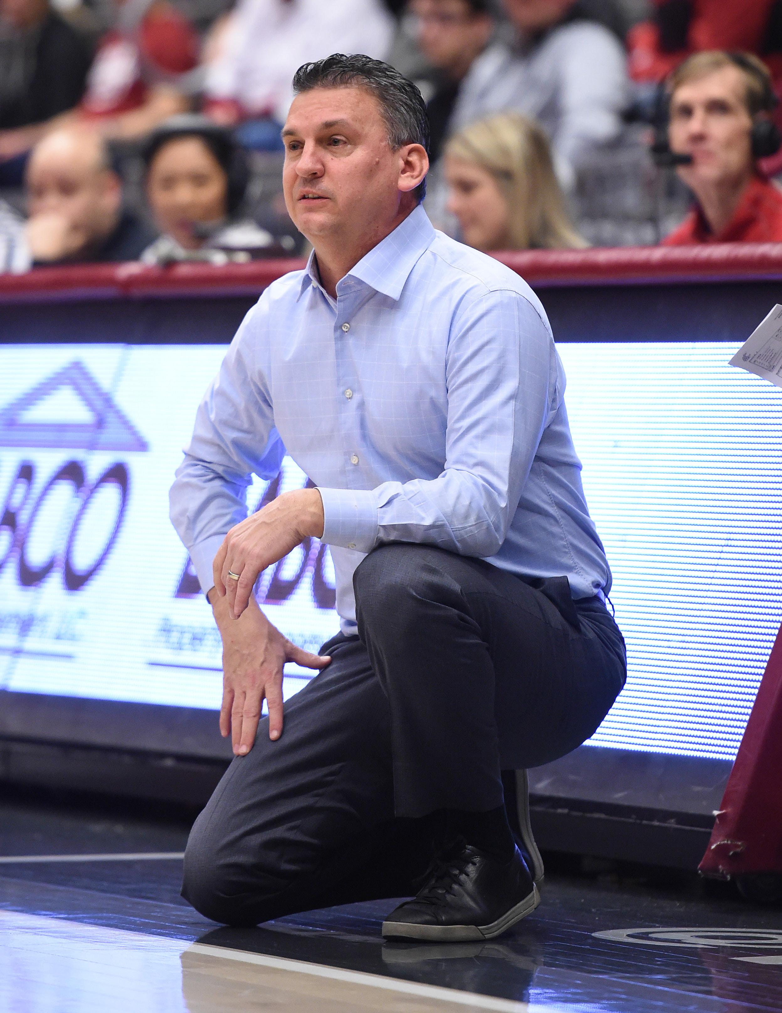 NCAA Basketball: Arizona State at Washington State