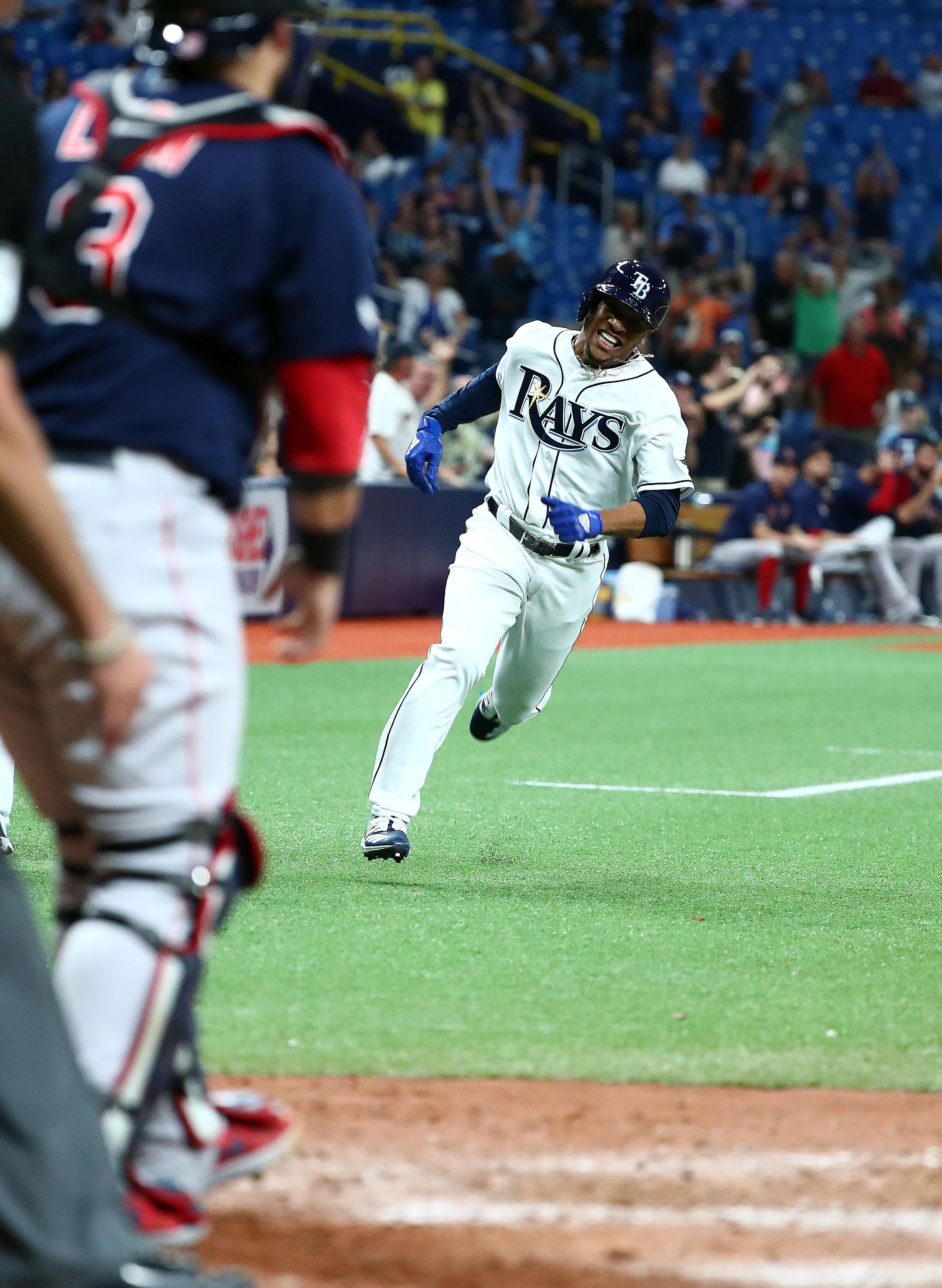 MLB: Boston Red Sox at Tampa Bay Rays