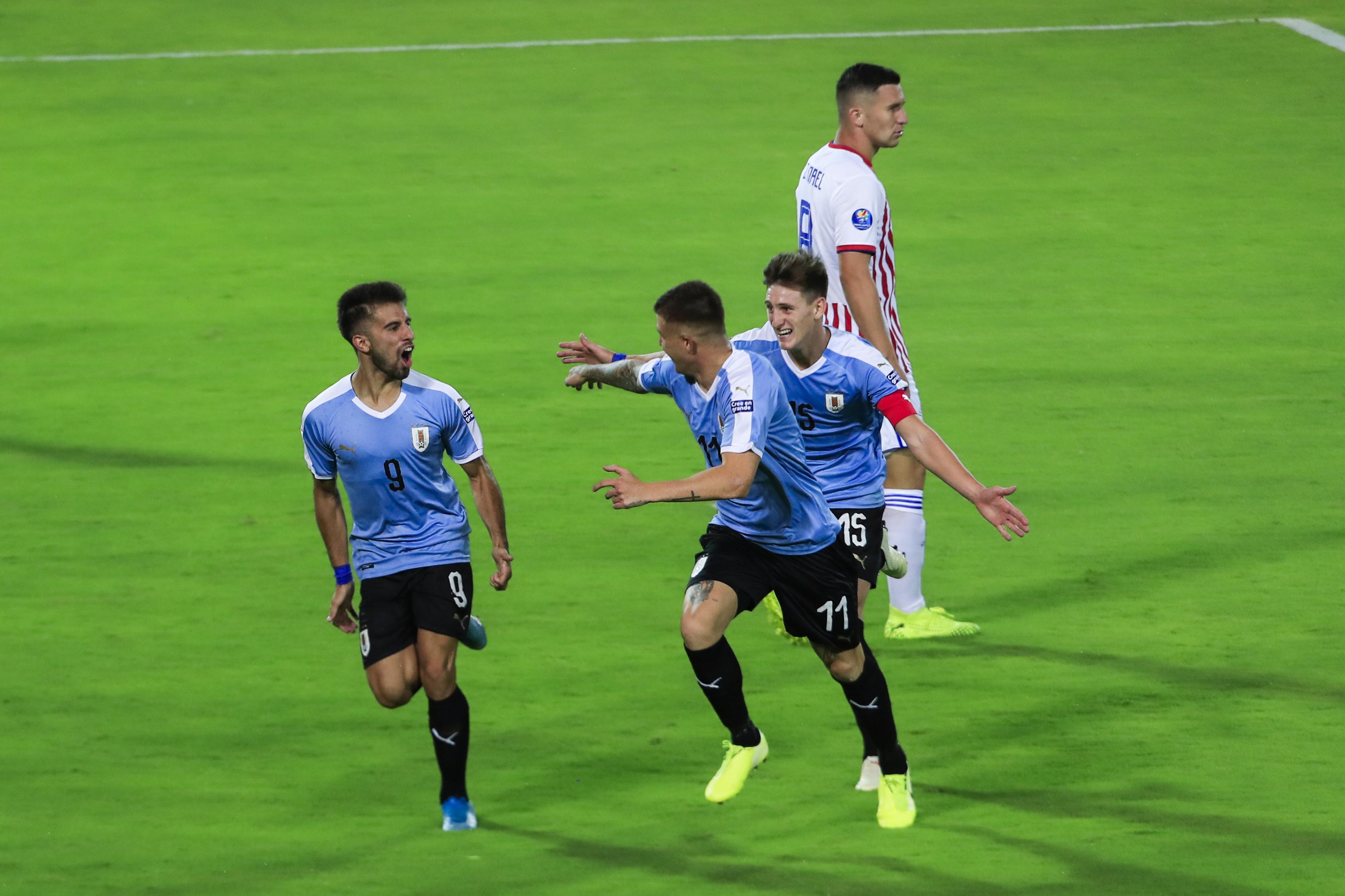 Uruguay U23 v Paraguay U23 - CONMEBOL Preolimpico Colombia 2020