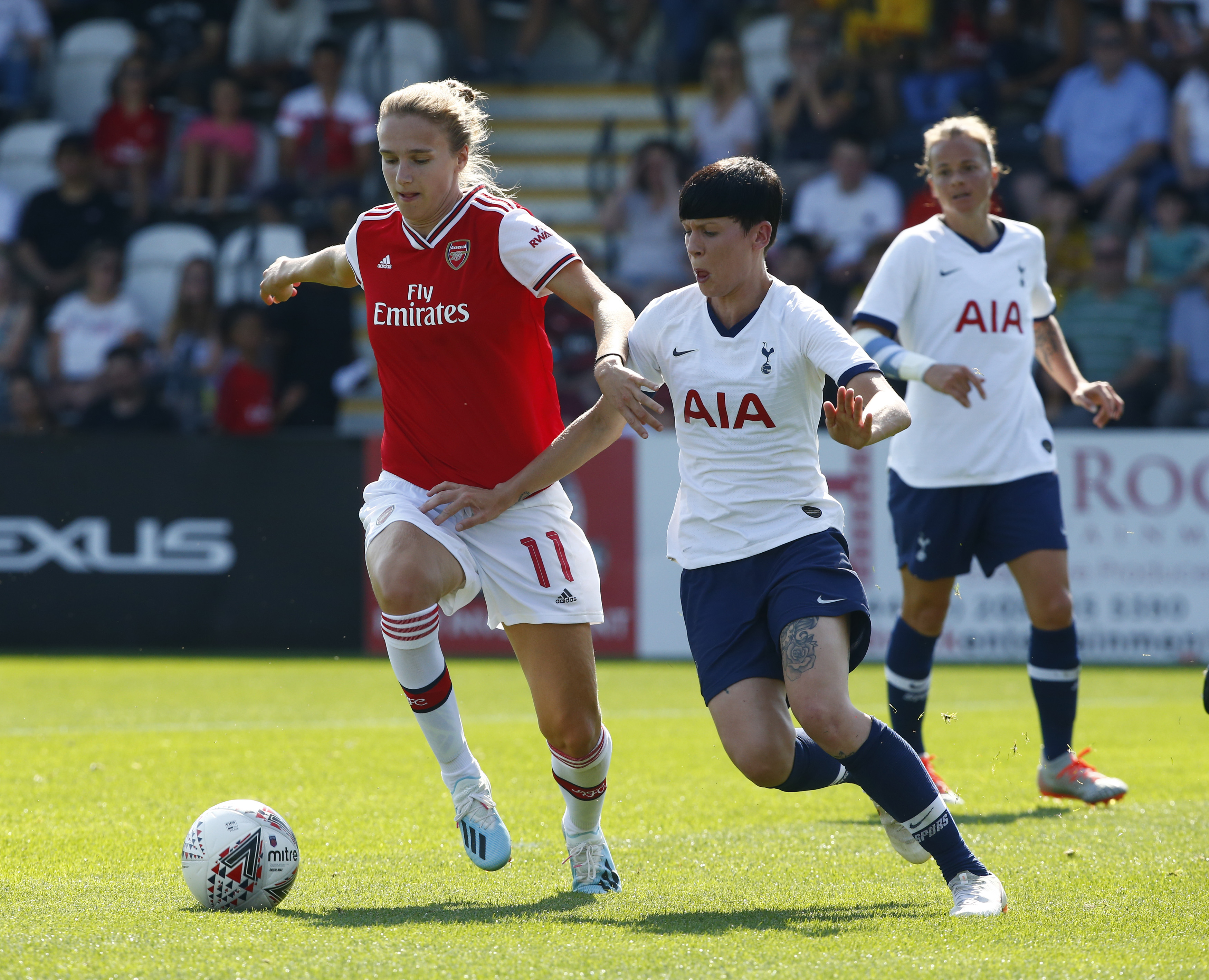 Arsenal Women v Tottenham Hotspur Women - Pre Season Friendly
