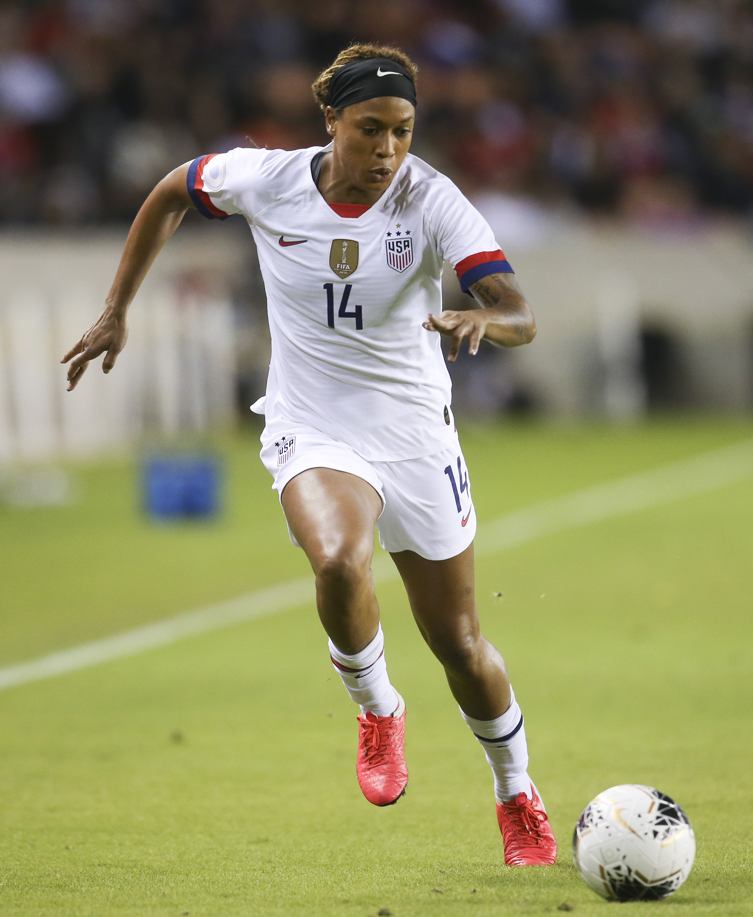 Soccer: CONCACAF Women's Olympic Qualifying-USA at Costa Rica