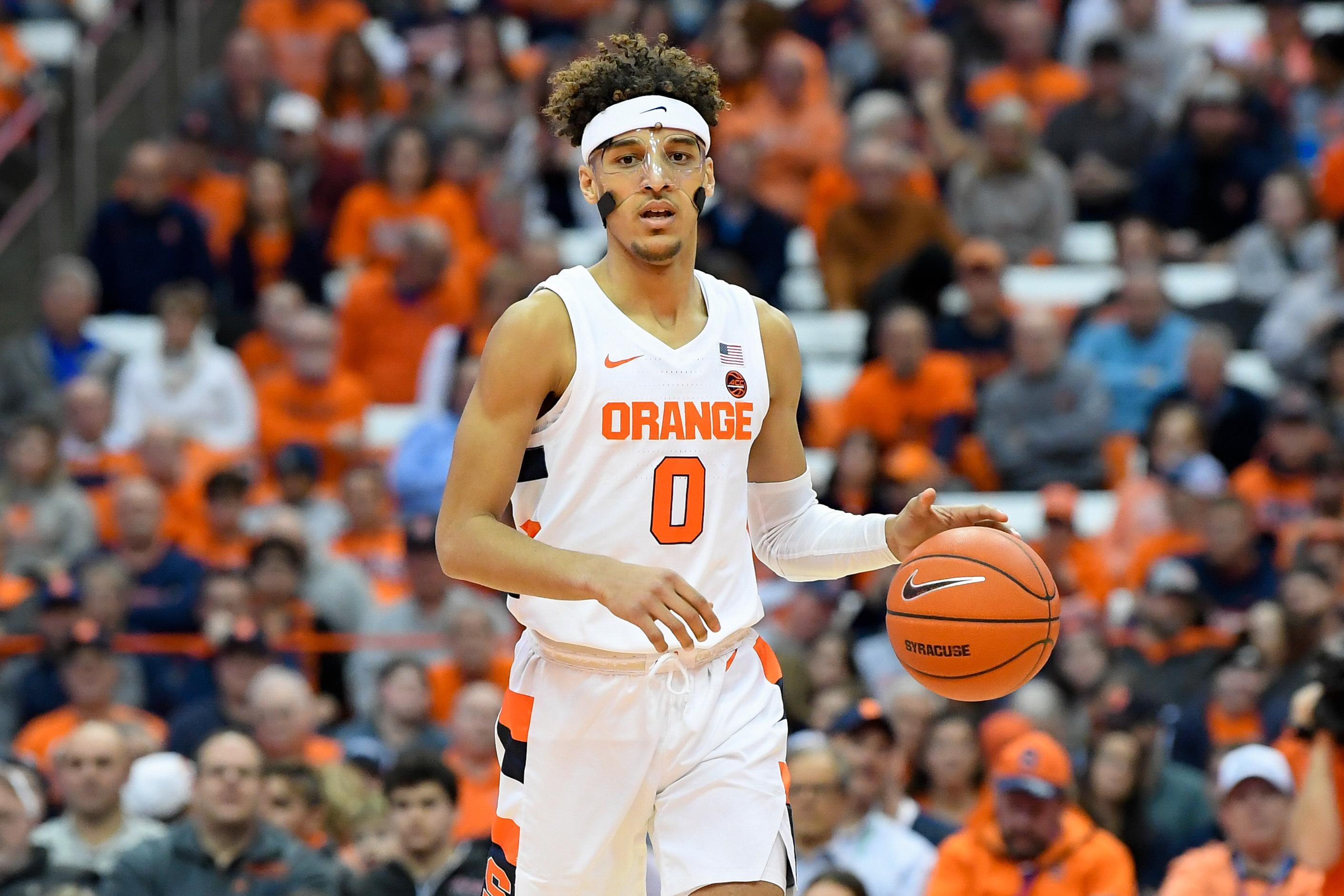 NCAA Basketball: Boston College at Syracuse