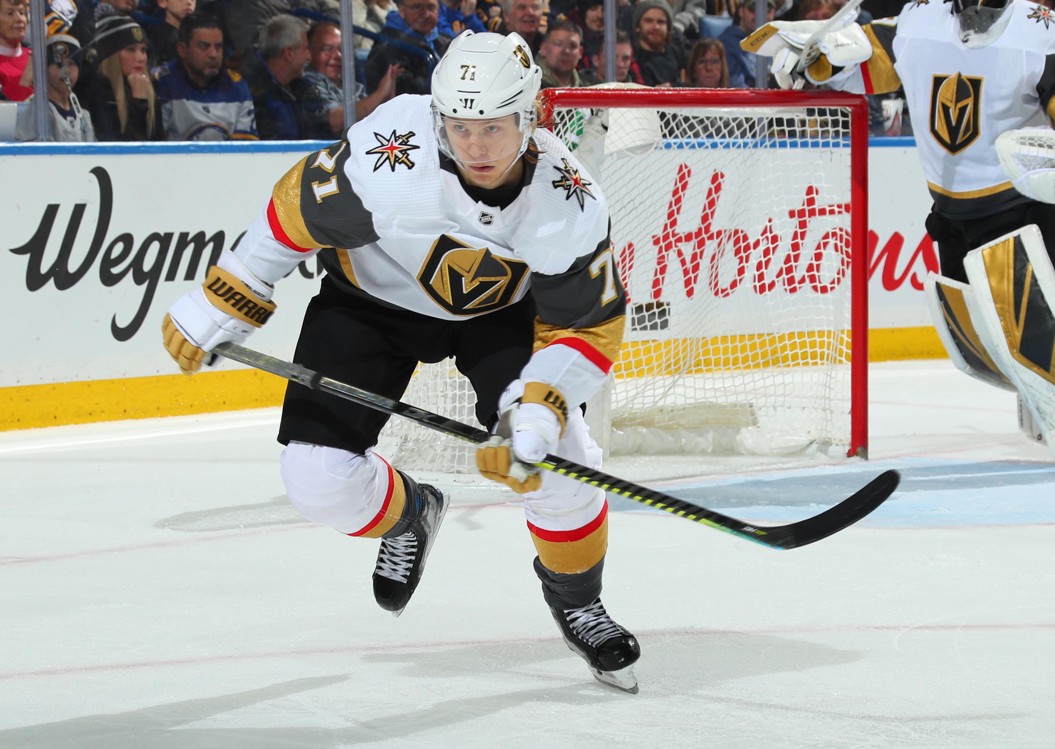 Vegas Golden Knights v Buffalo Sabres