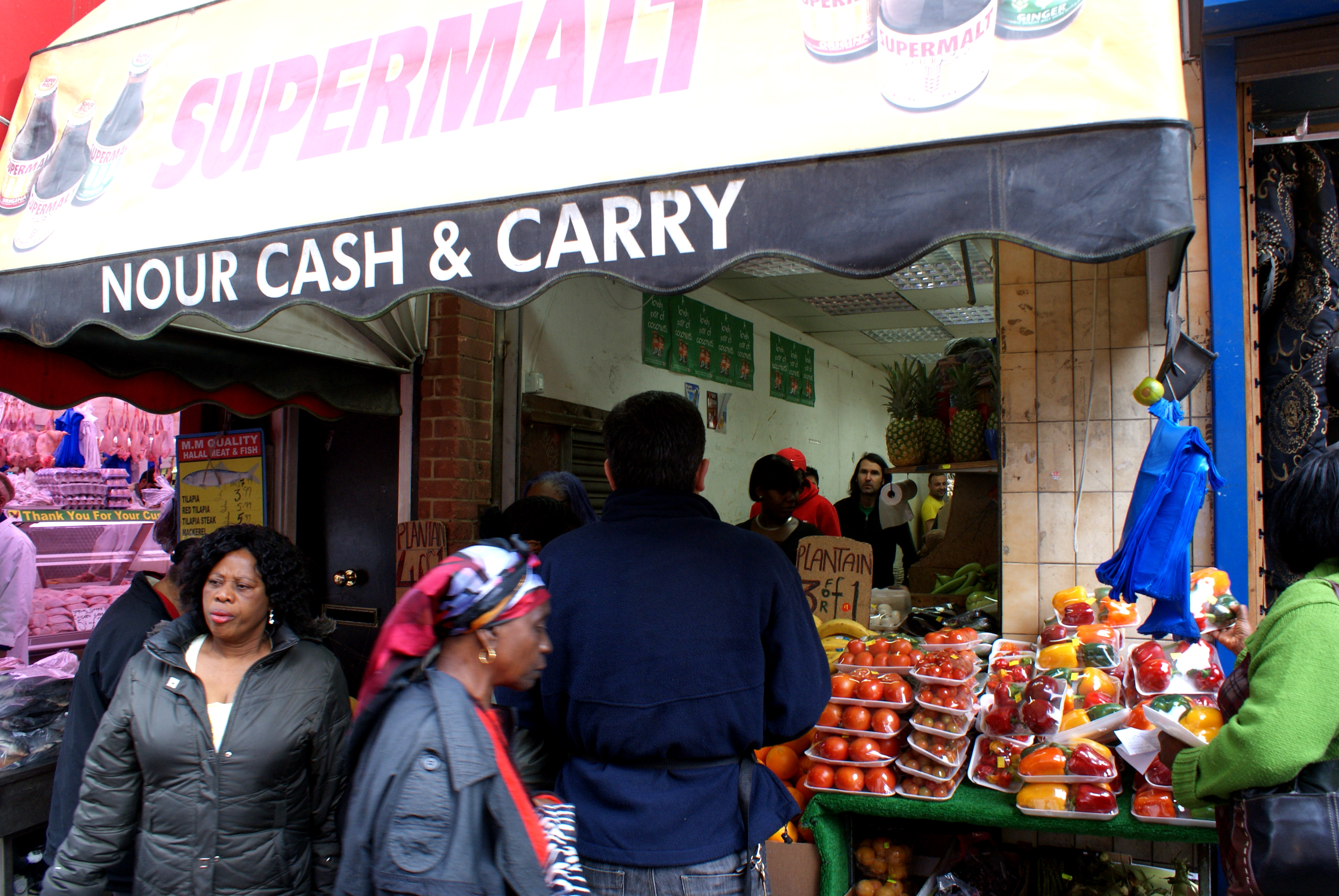 Nour Cash and Carry Brixton