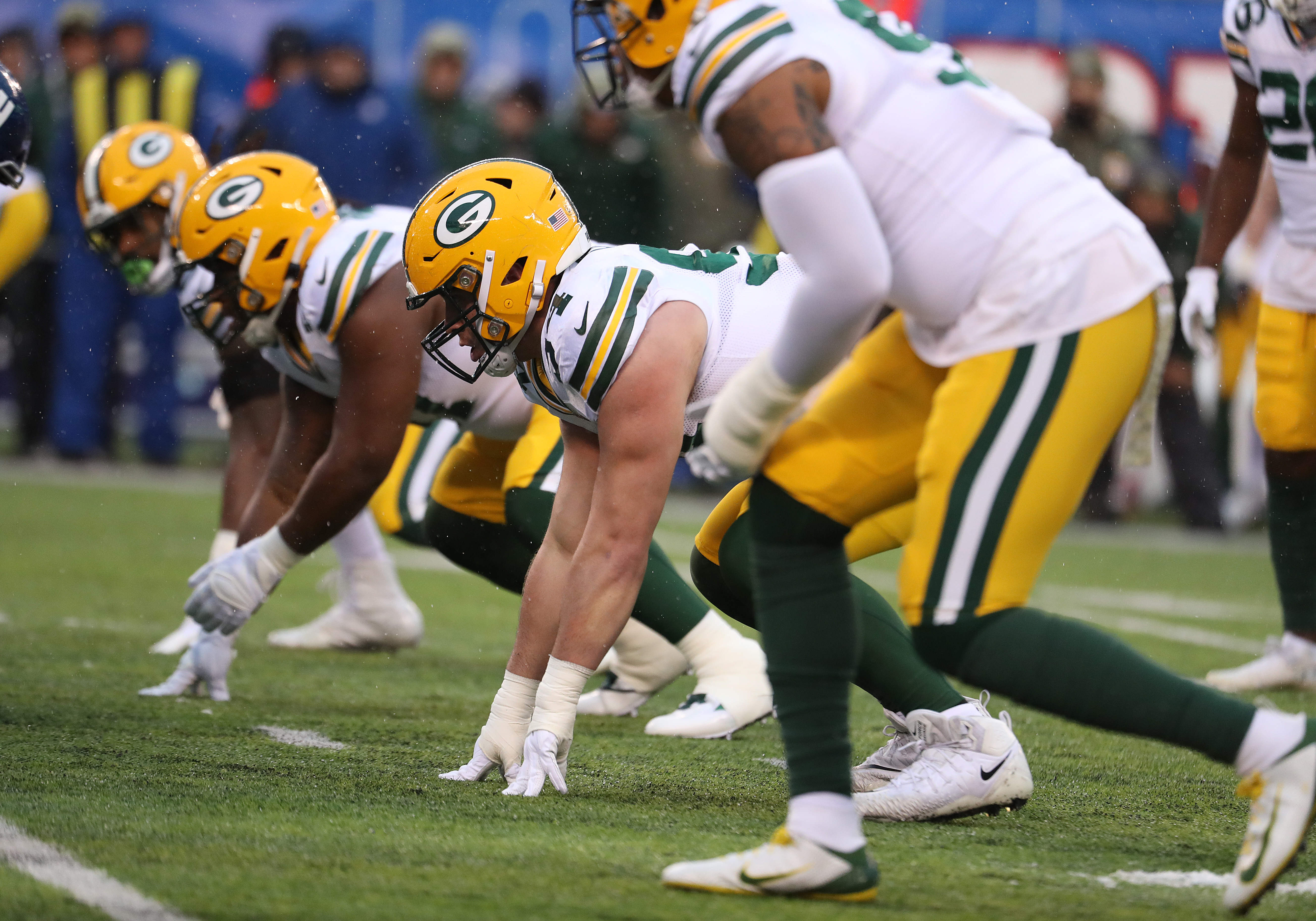 Green Bay Packers vNew York Giants