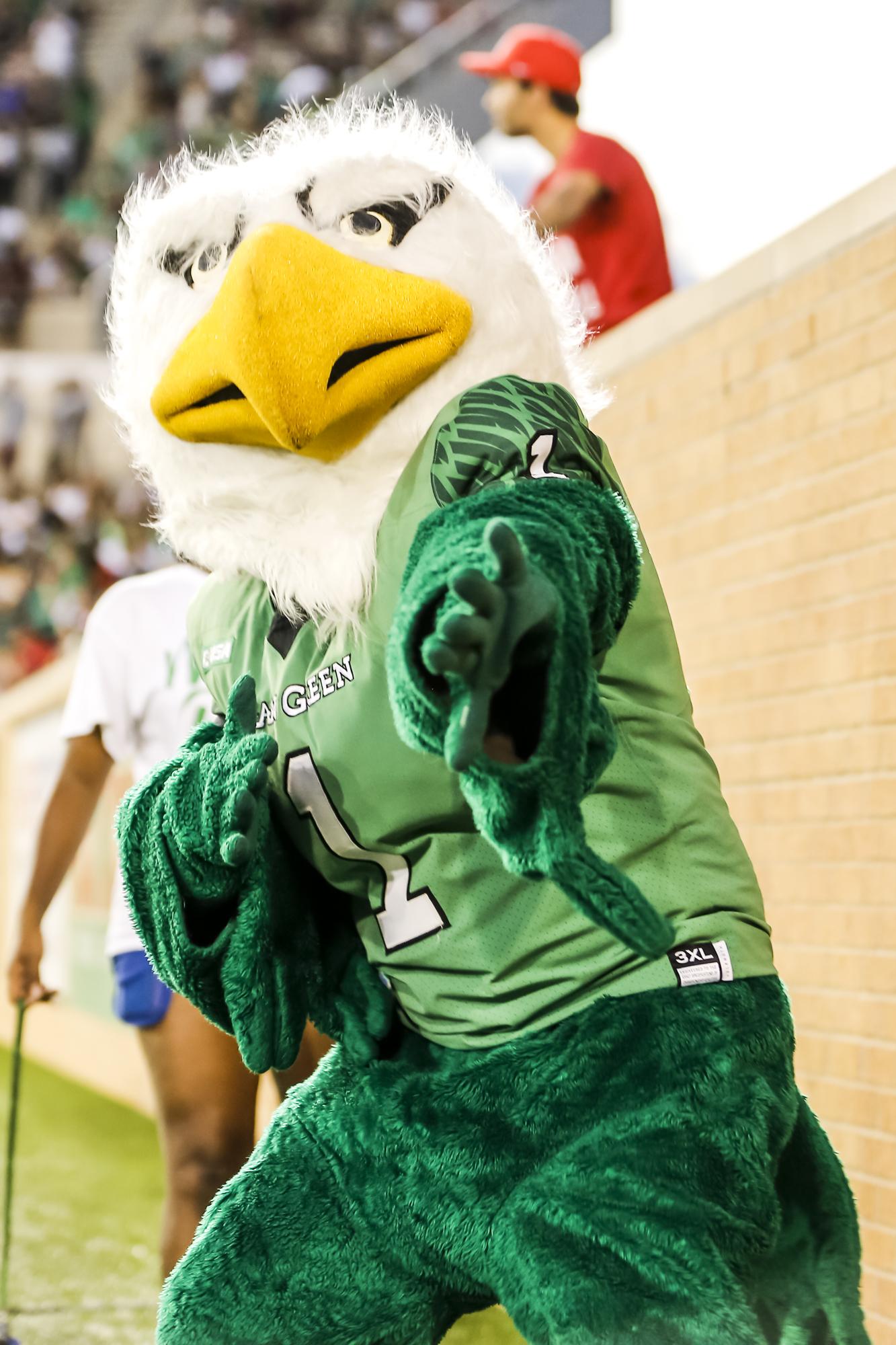 COLLEGE FOOTBALL: SEP 28 Houston at North Texas
