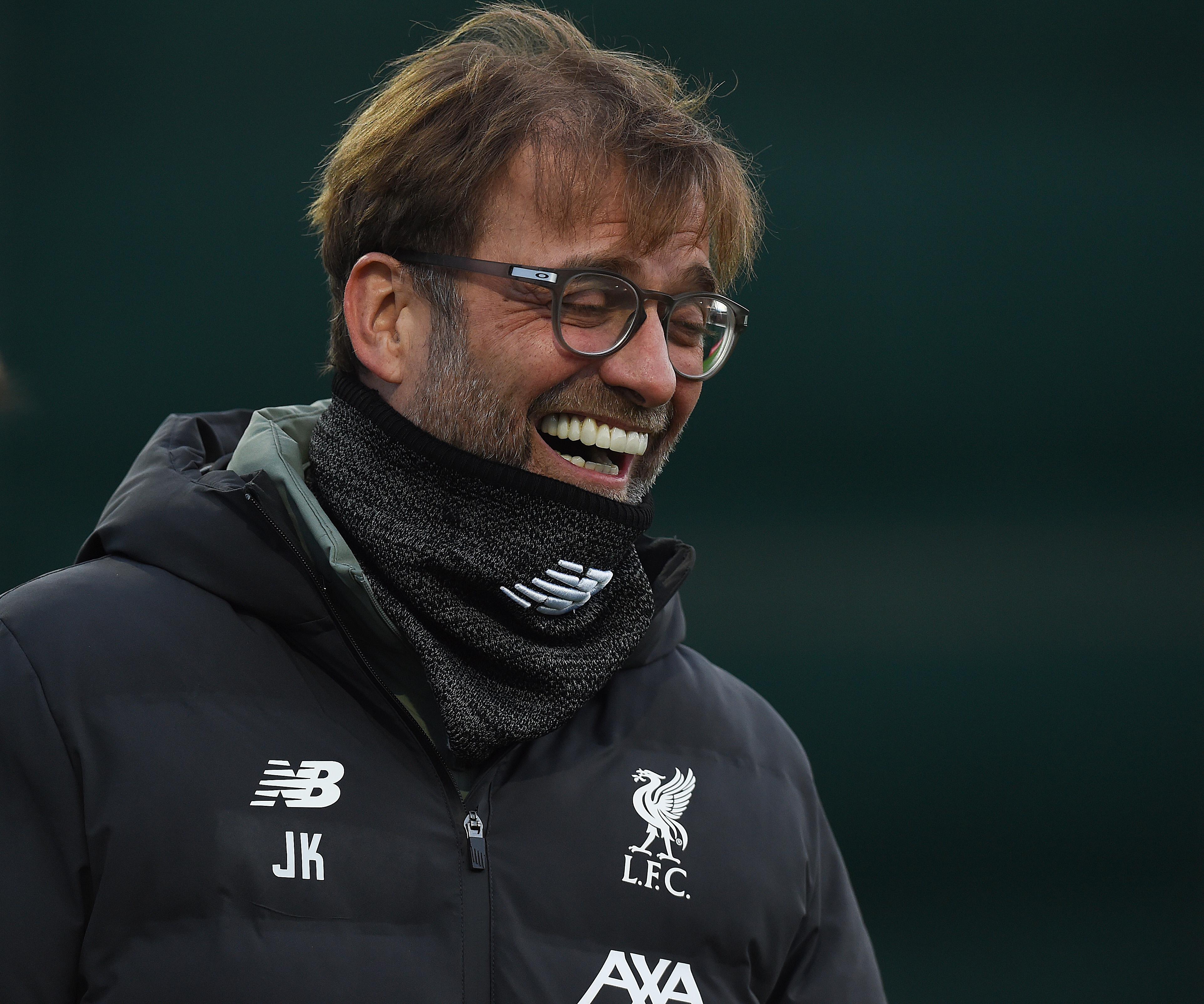 Jurgen Klopp - Liverpool FC - Premier League