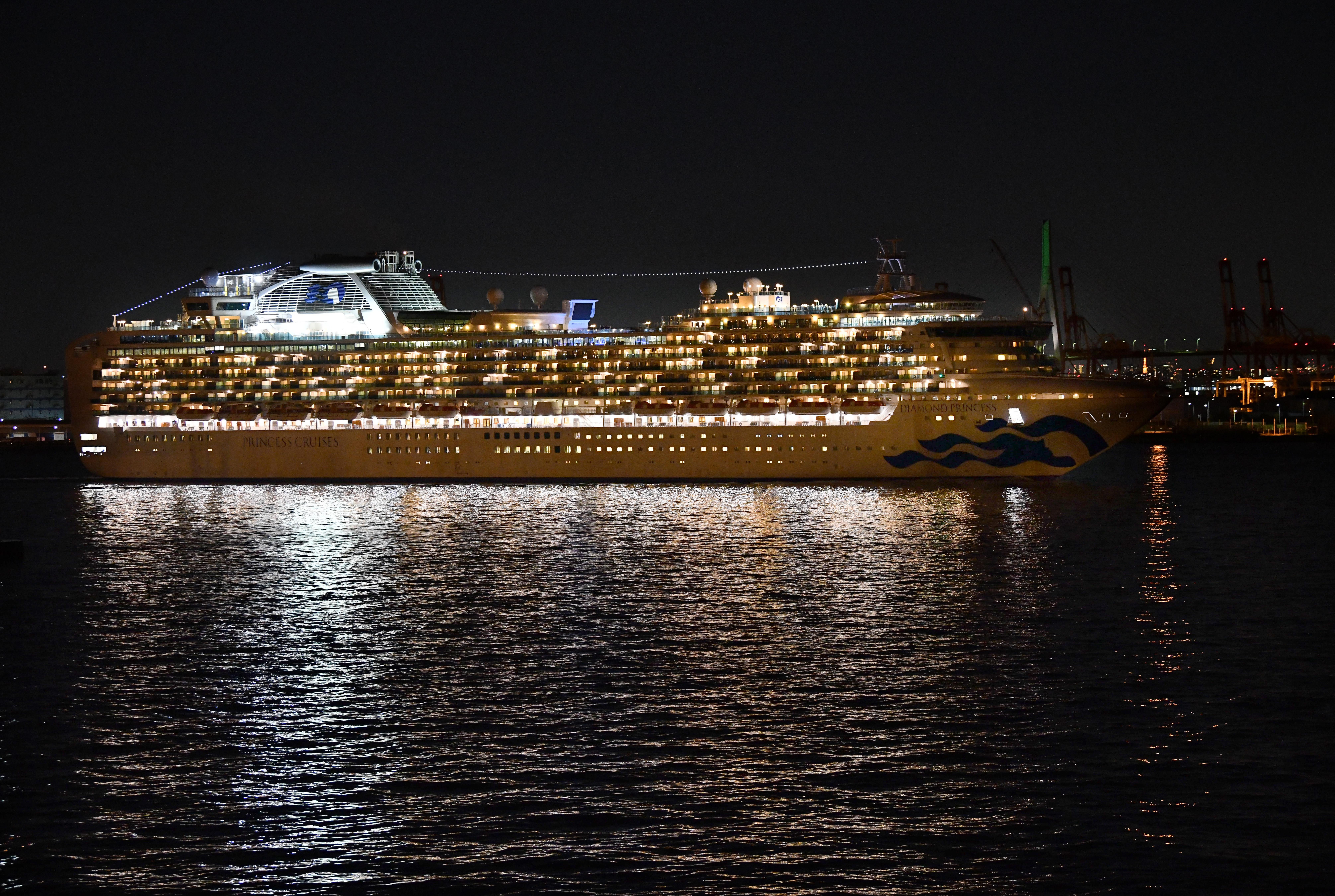 The coronavirus cruise ship quarantine is a scary public health experiment