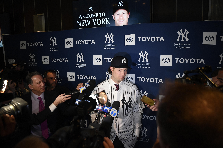 MLB: New York Yankees-Gerrit Cole Press Conference