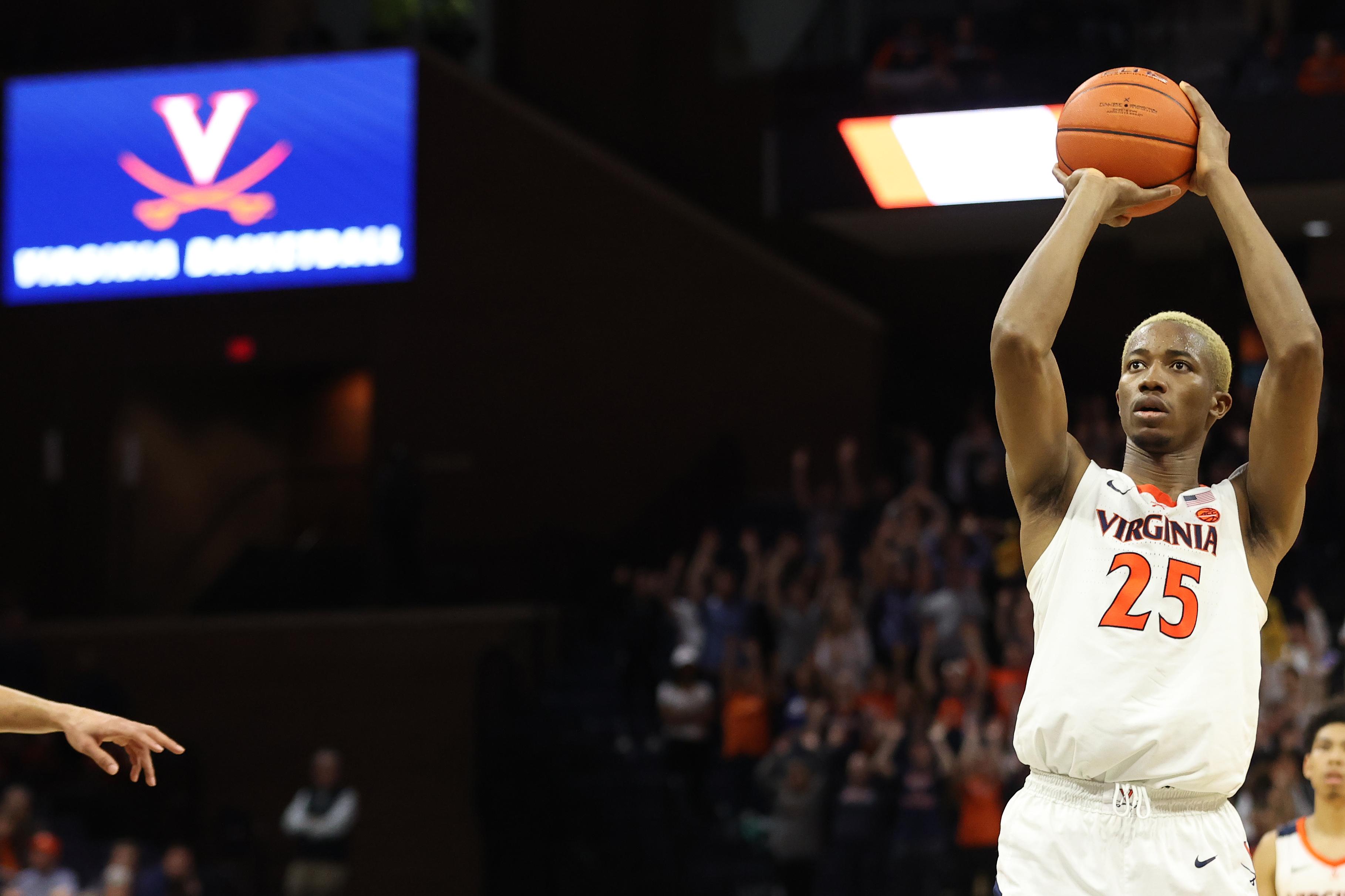 NCAA Basketball: Notre Dame at Virginia