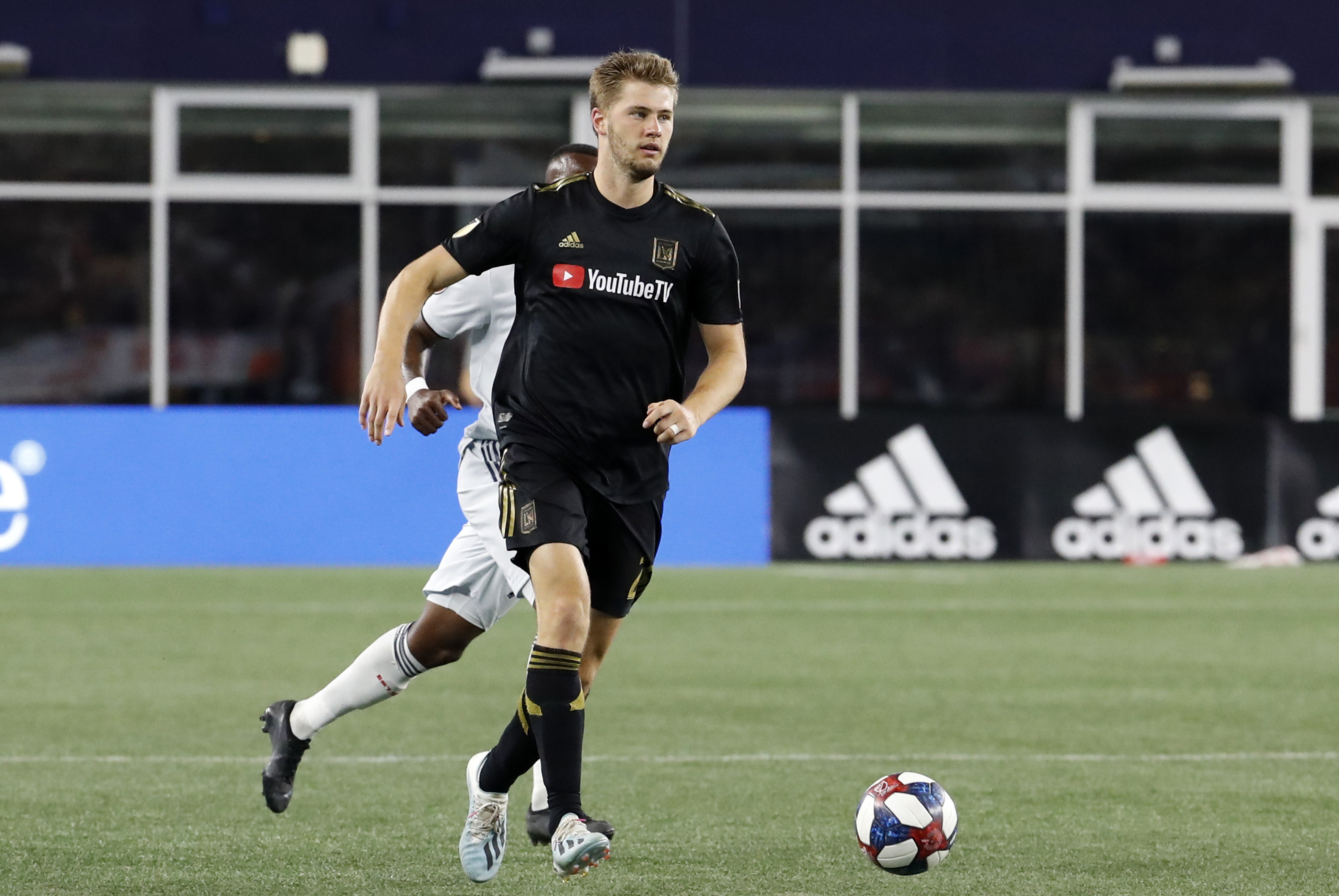 SOCCER: AUG 03 MLS - LAFC at New England Revolution