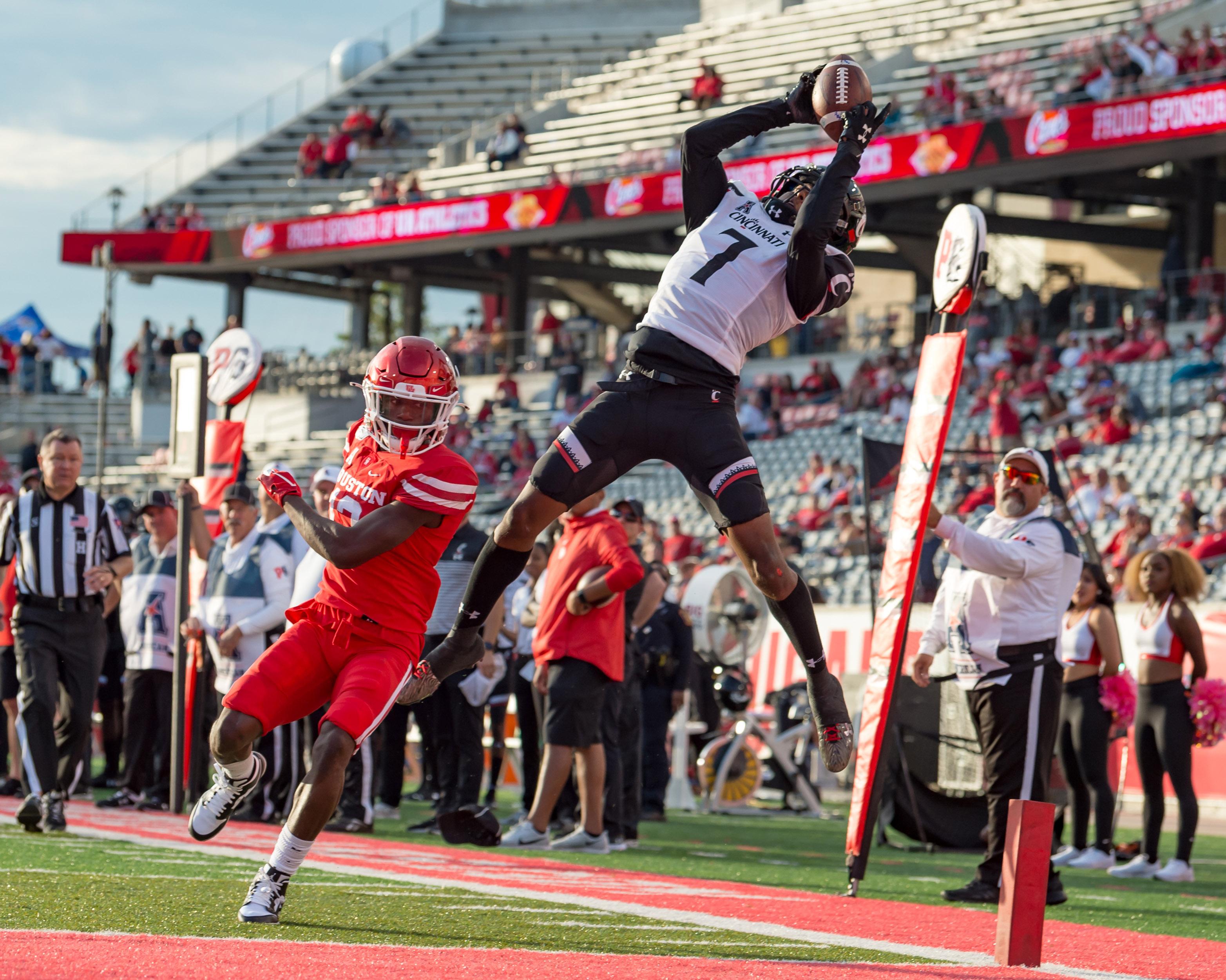 NCAA Football: Cincinnati at Houston
