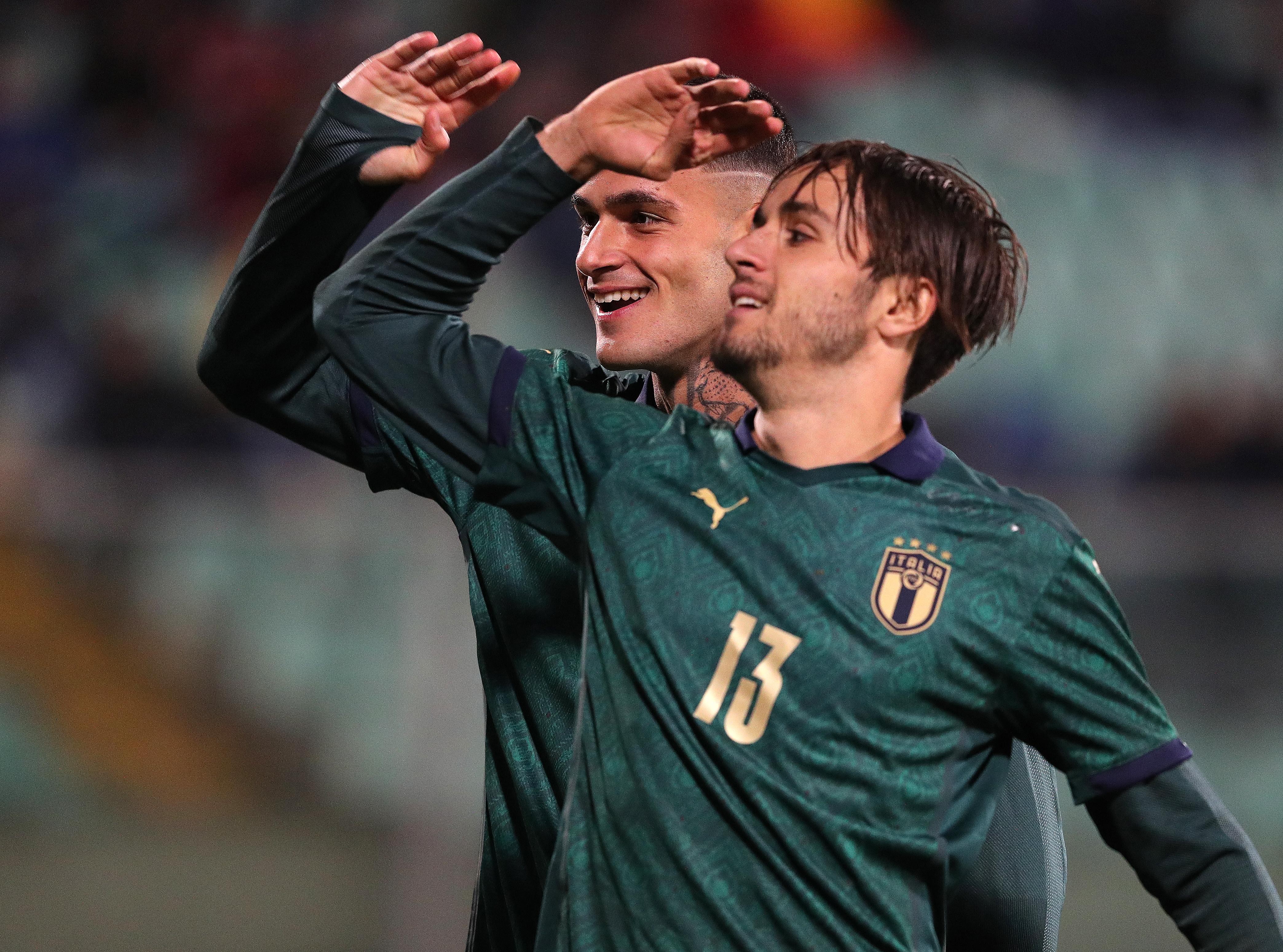 Italy v Armenia - UEFA U21 European Championship: Qualifier
