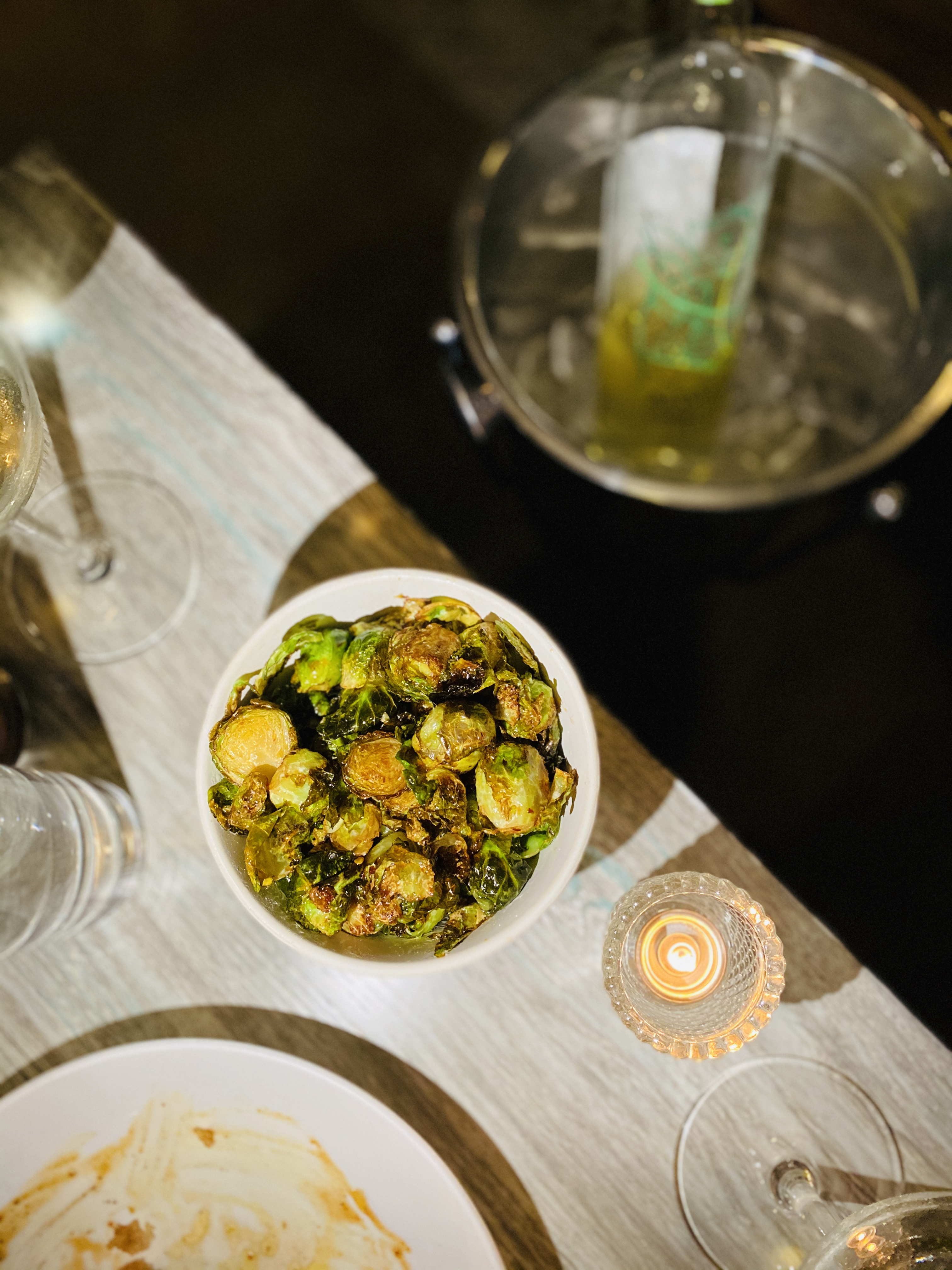 Brussels sprouts from Prather's