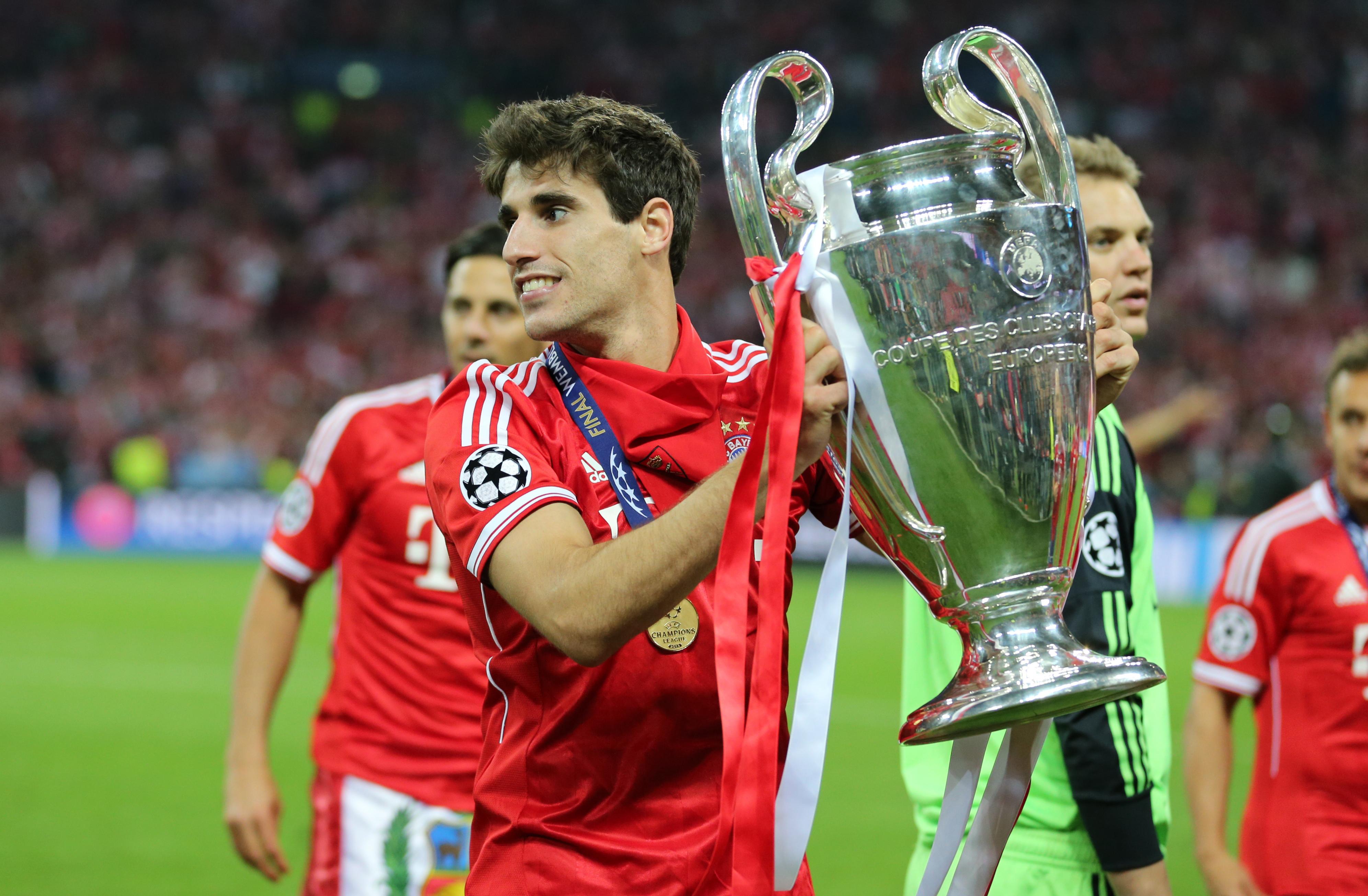 Soccer - UEFA Champions League Final 2013 - Borussia Dortmund vs. Bayern Munich