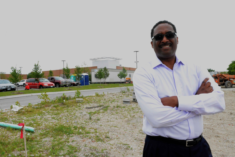 Leon Walker, managing partner of DL3 Realty