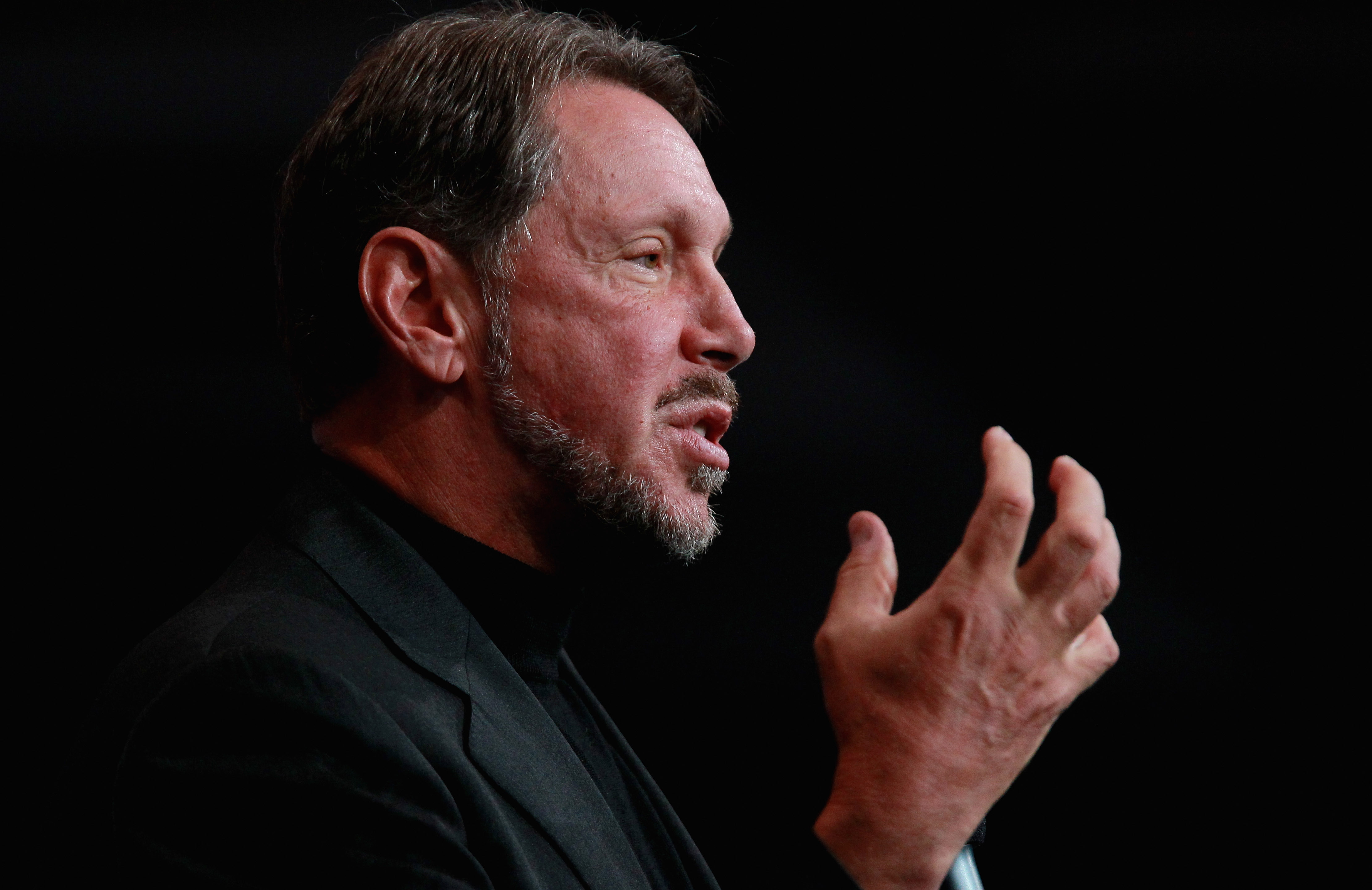 Some Oracle employees plan to walk off the job to protest Larry Ellison's Trump fundraiser