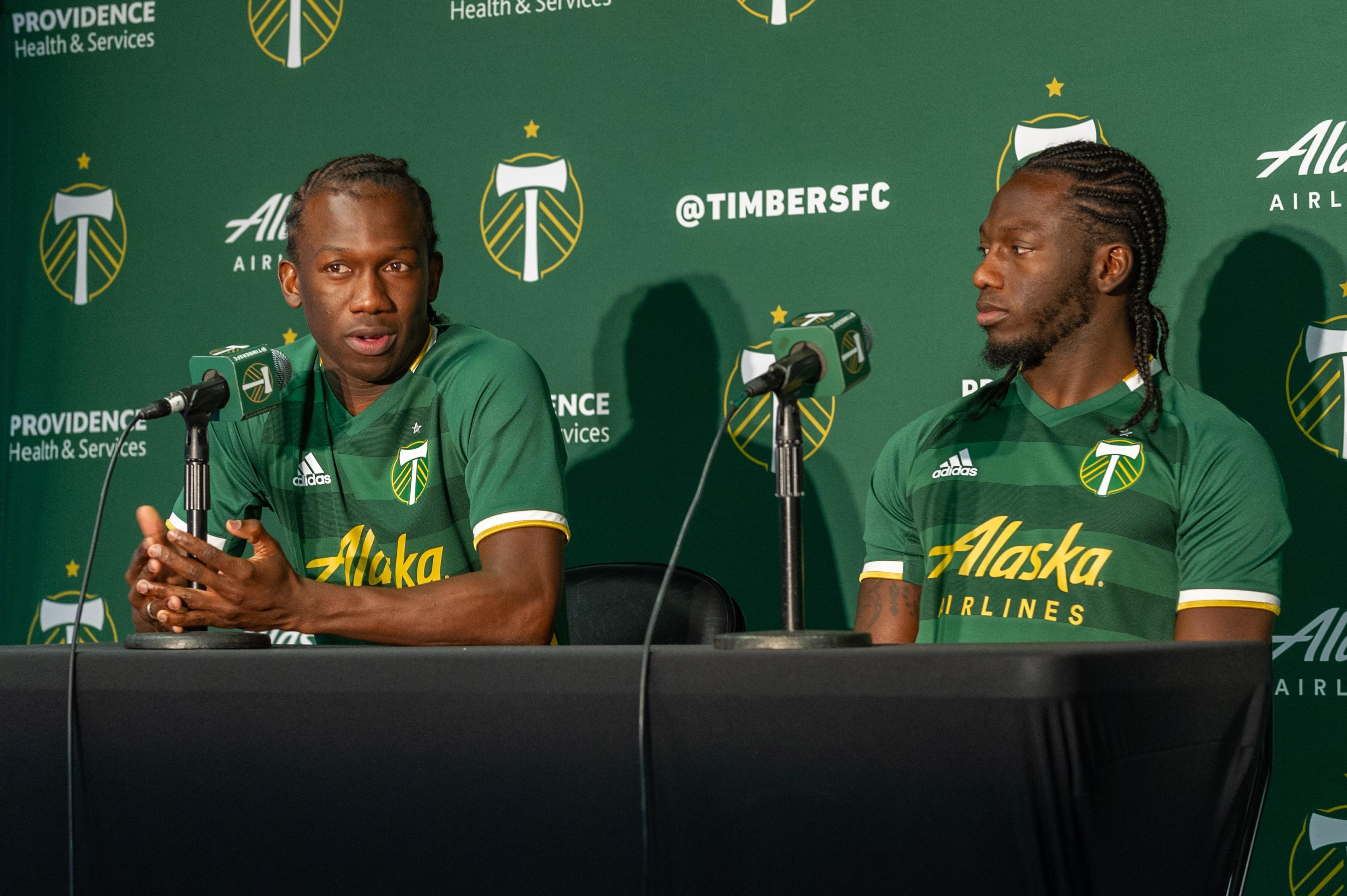 SOCCER: JAN 22 MLS - Portland Timbers Media Day