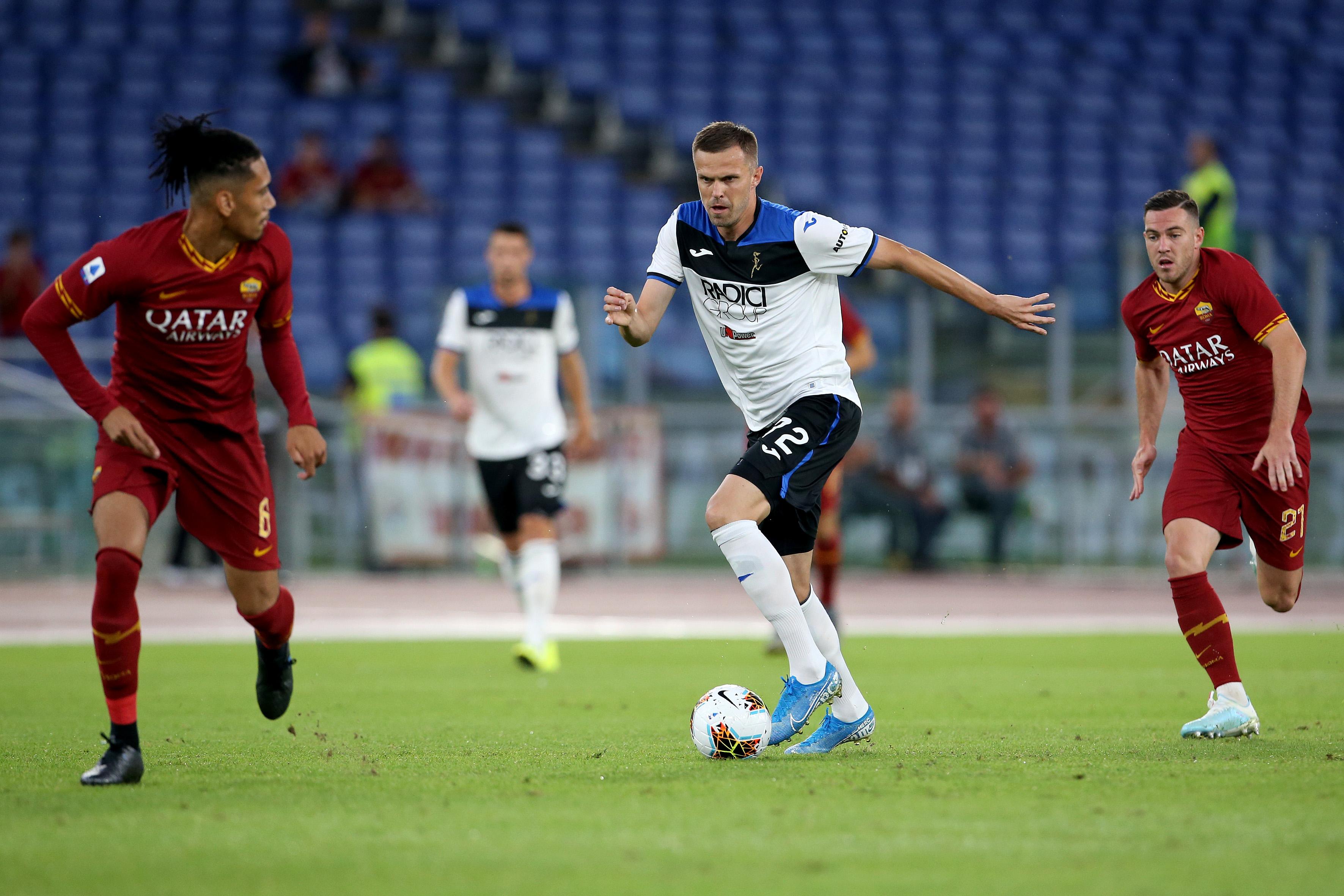 AS Roma v Atalanta BC - Serie A