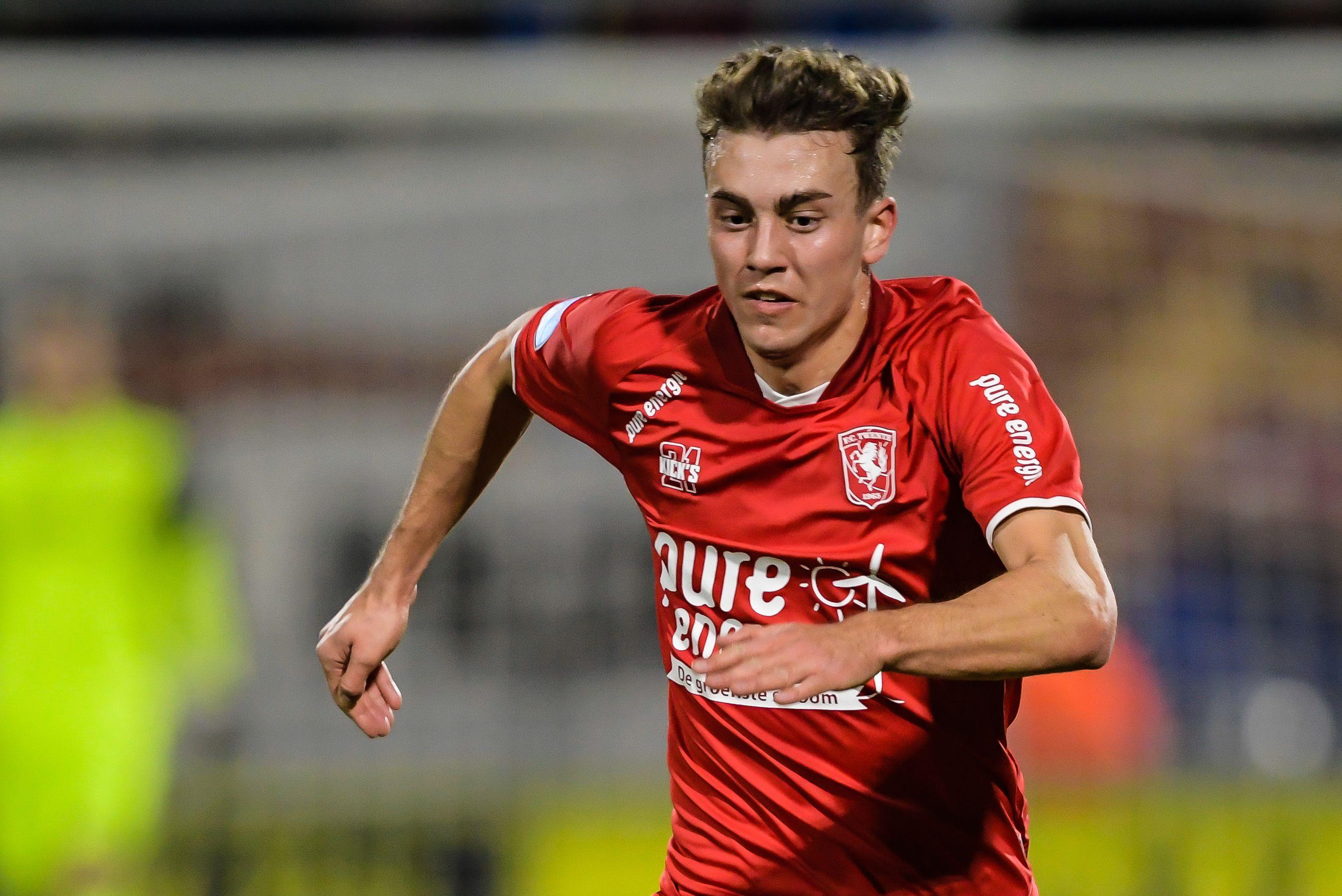"""Dutch Eredivisie""""RKC Waalwijk v FC Twente Enschede"""""""