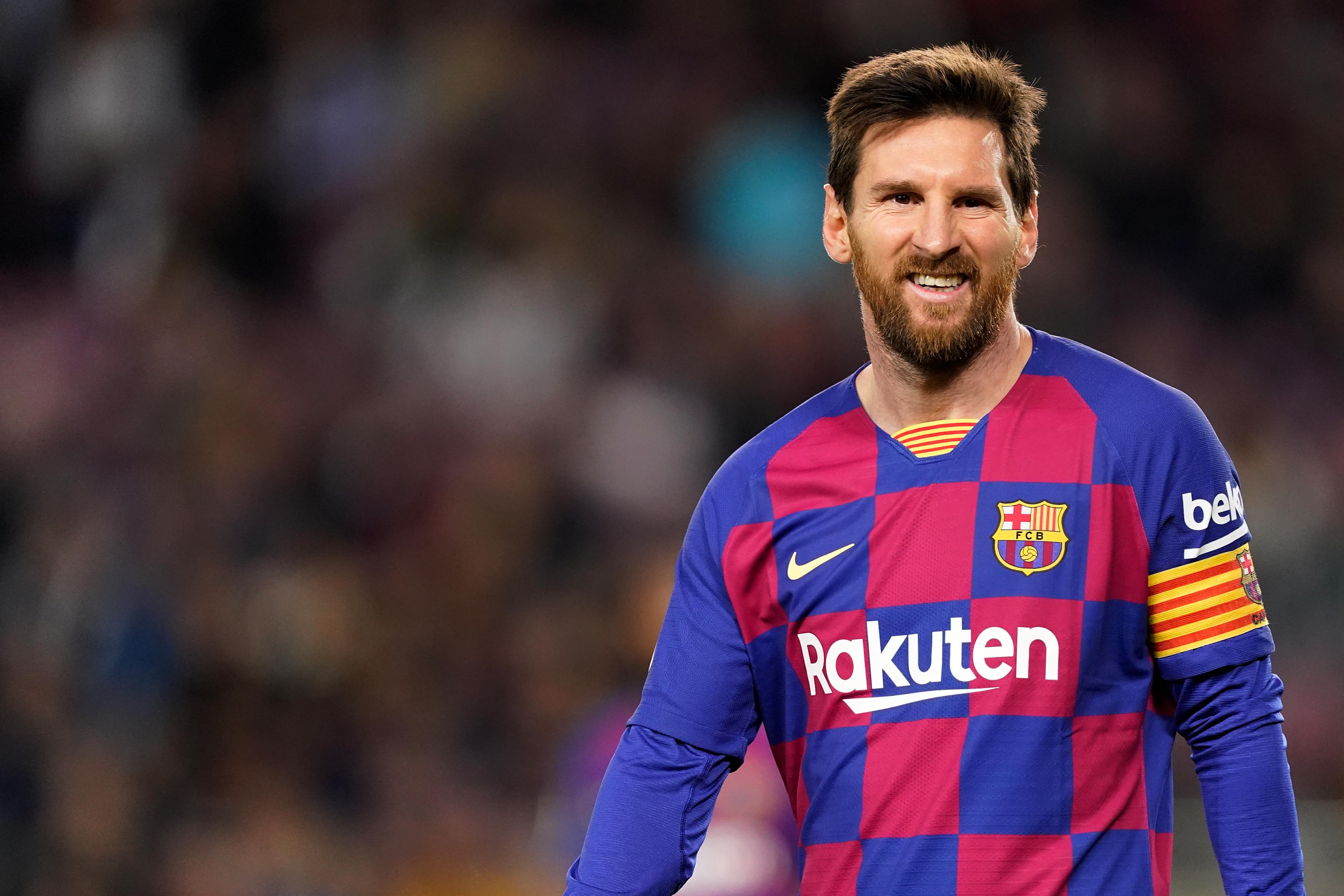 FC Barcelona v Levante - La Liga Santander