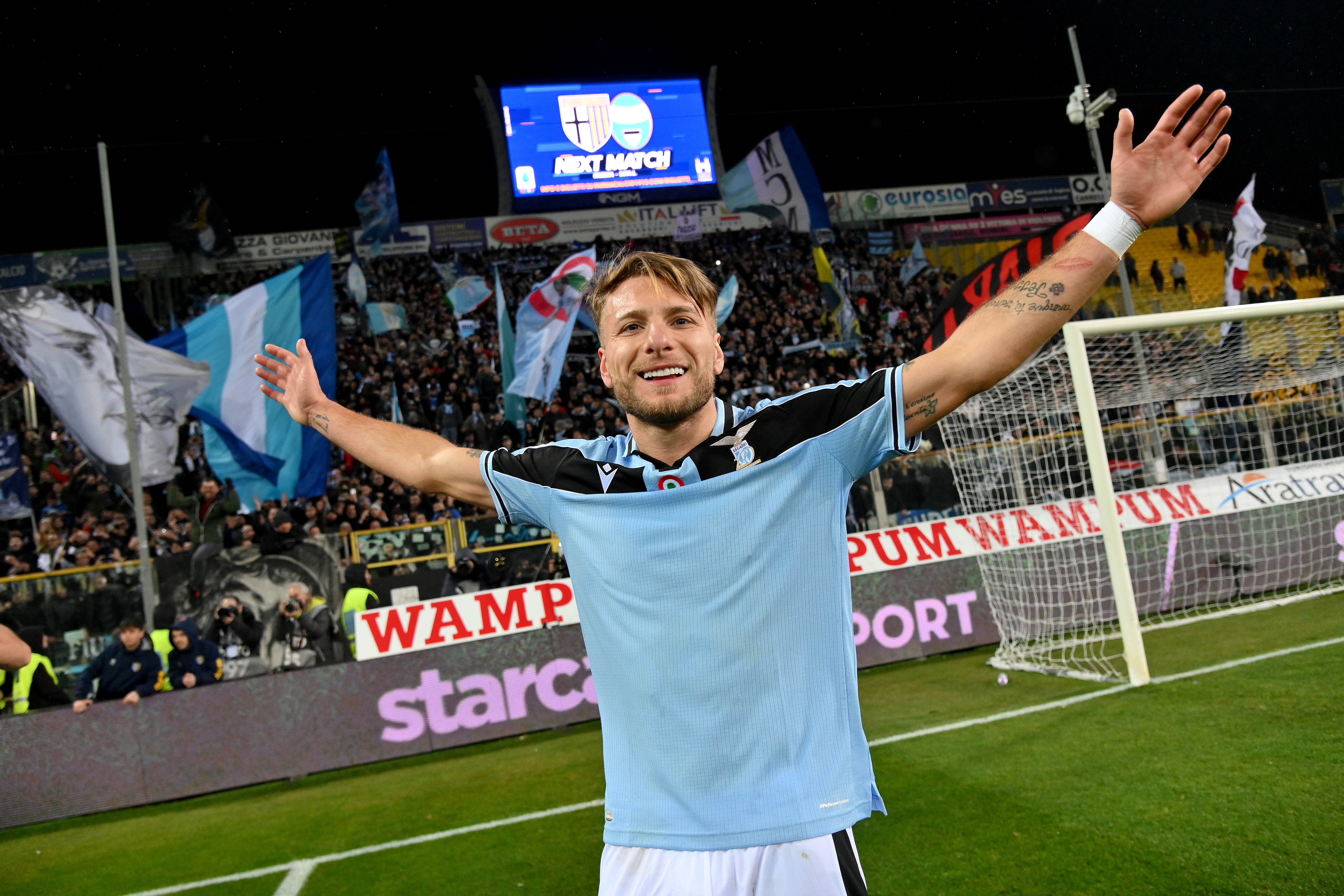 Parma Calcio v SS Lazio - Serie A