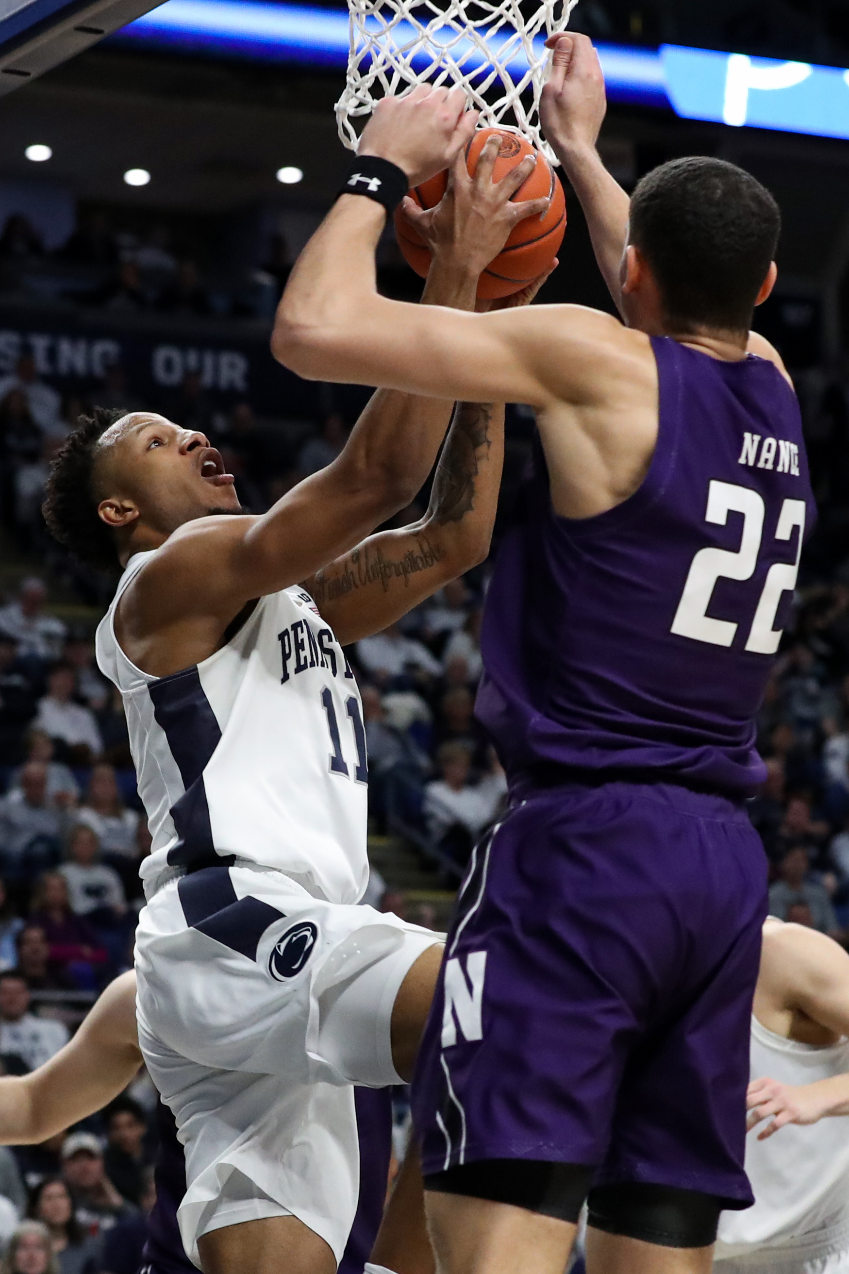 NCAA Basketball: Northwestern at Penn State