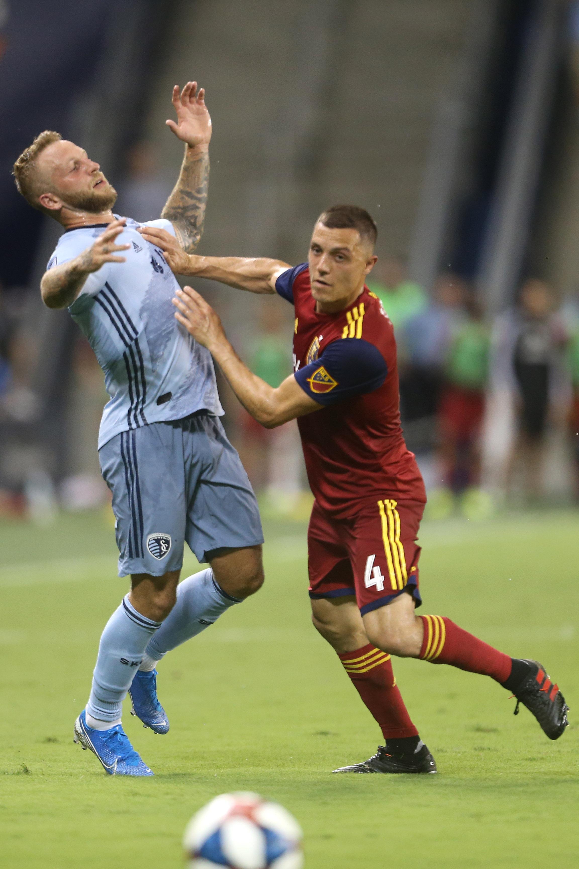 MLS: Real Salt Lake at Sporting Kansas City