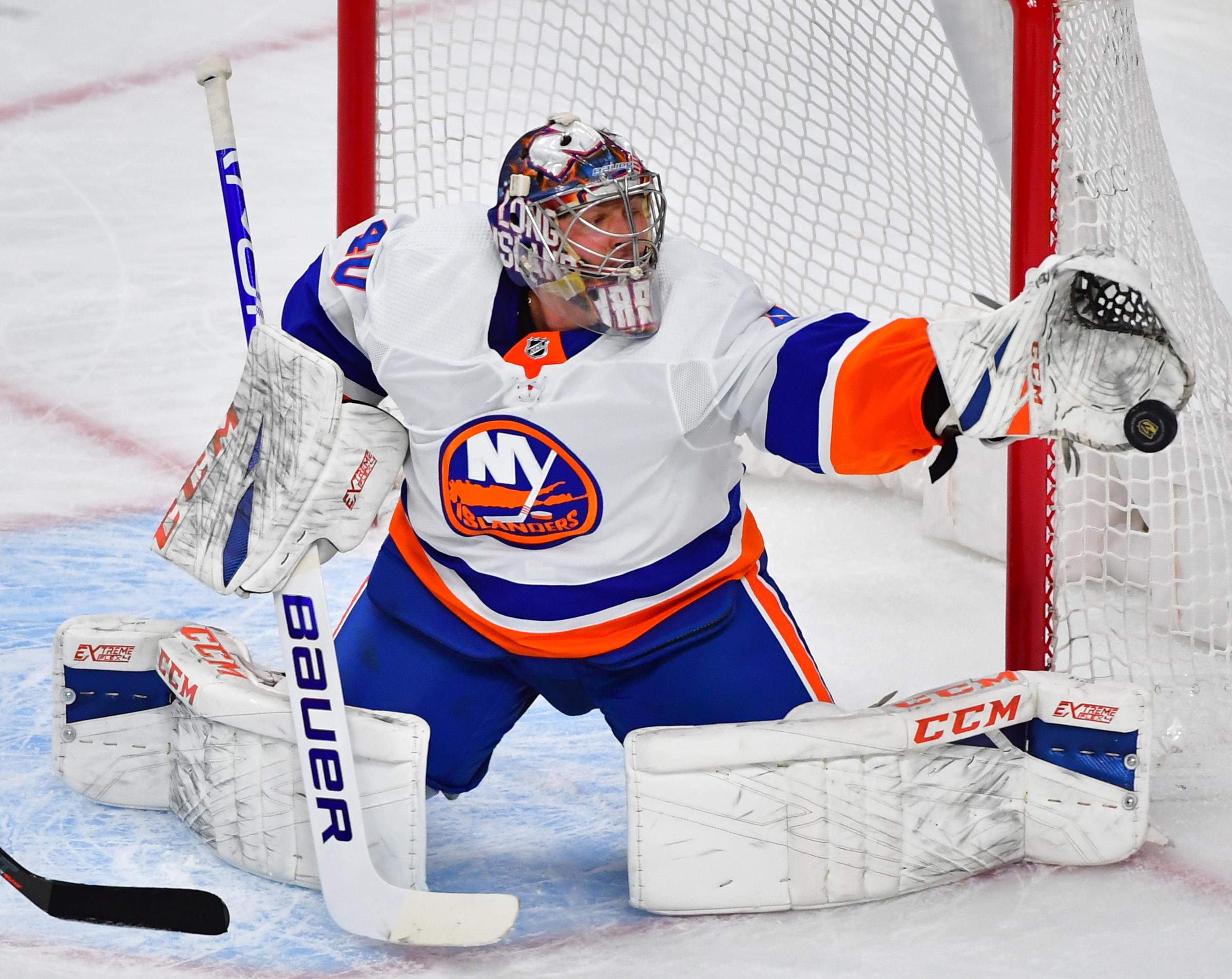NHL: New York Islanders at Vegas Golden Knights