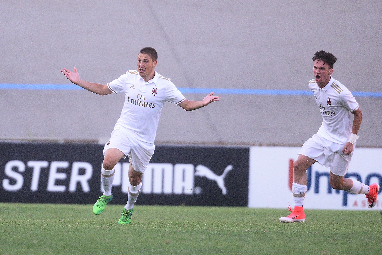 Ac Milan v Genoa CFC - U16 Serie A Semifinal