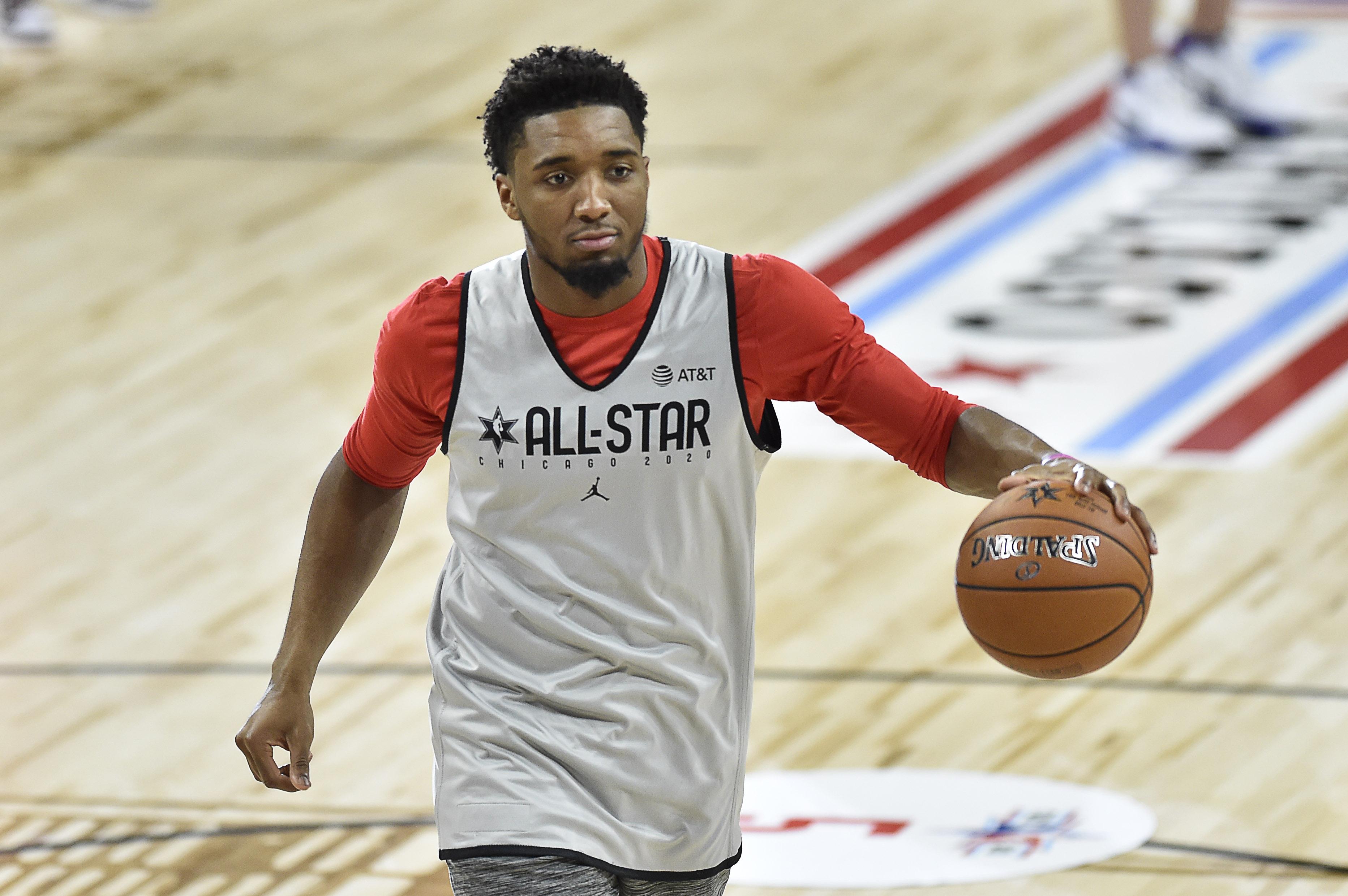 NBA: All Star-Media Day