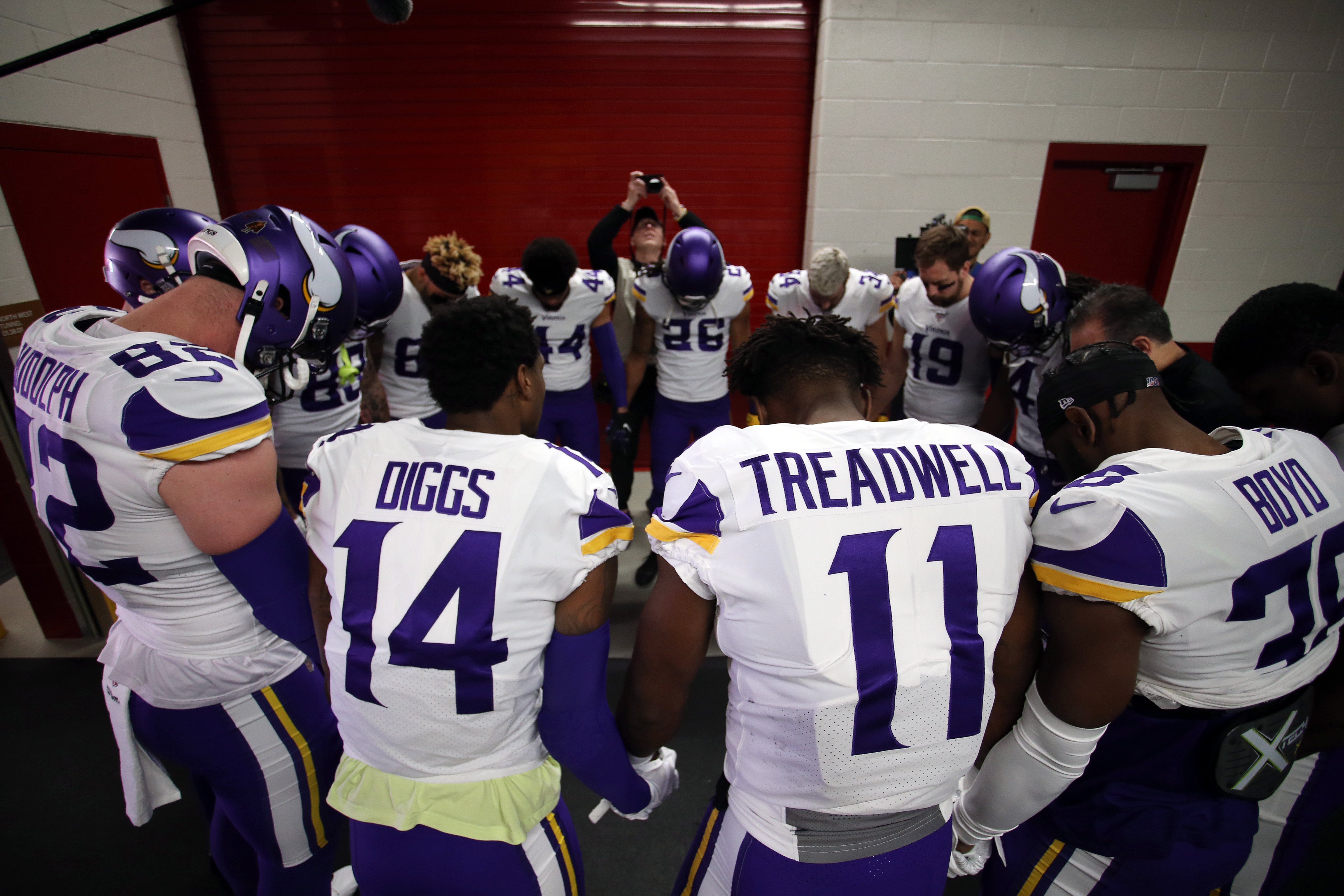 NFL: JAN 11 NFC Divisional Playoff - Vikings at 49ers