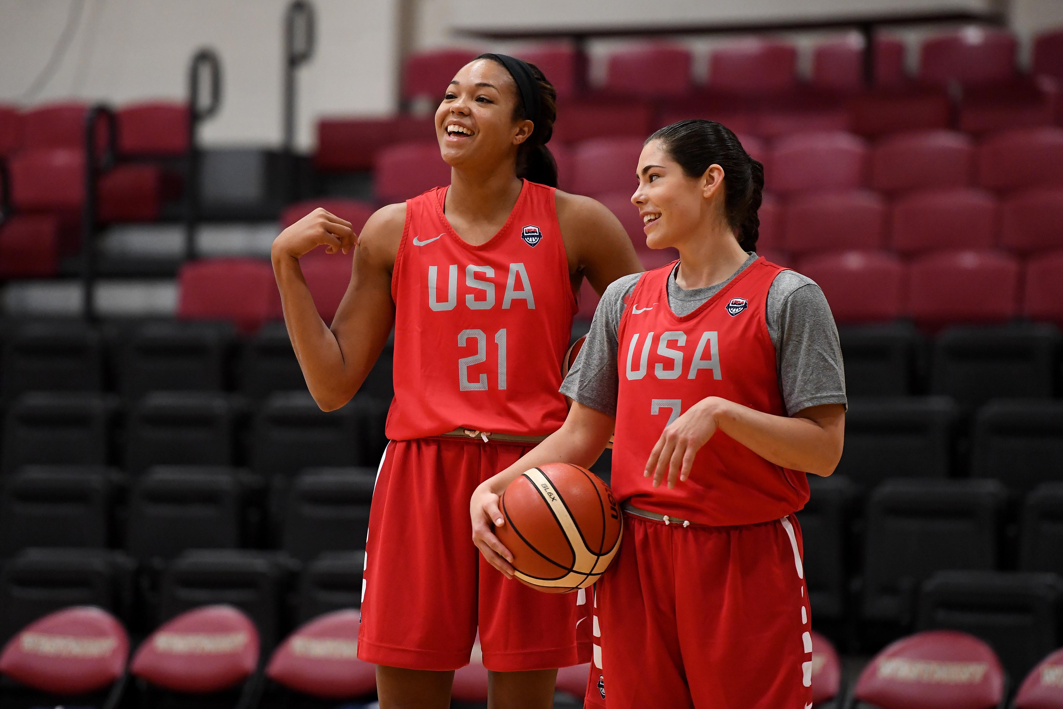 2017 USA Women's National Team Training Camp