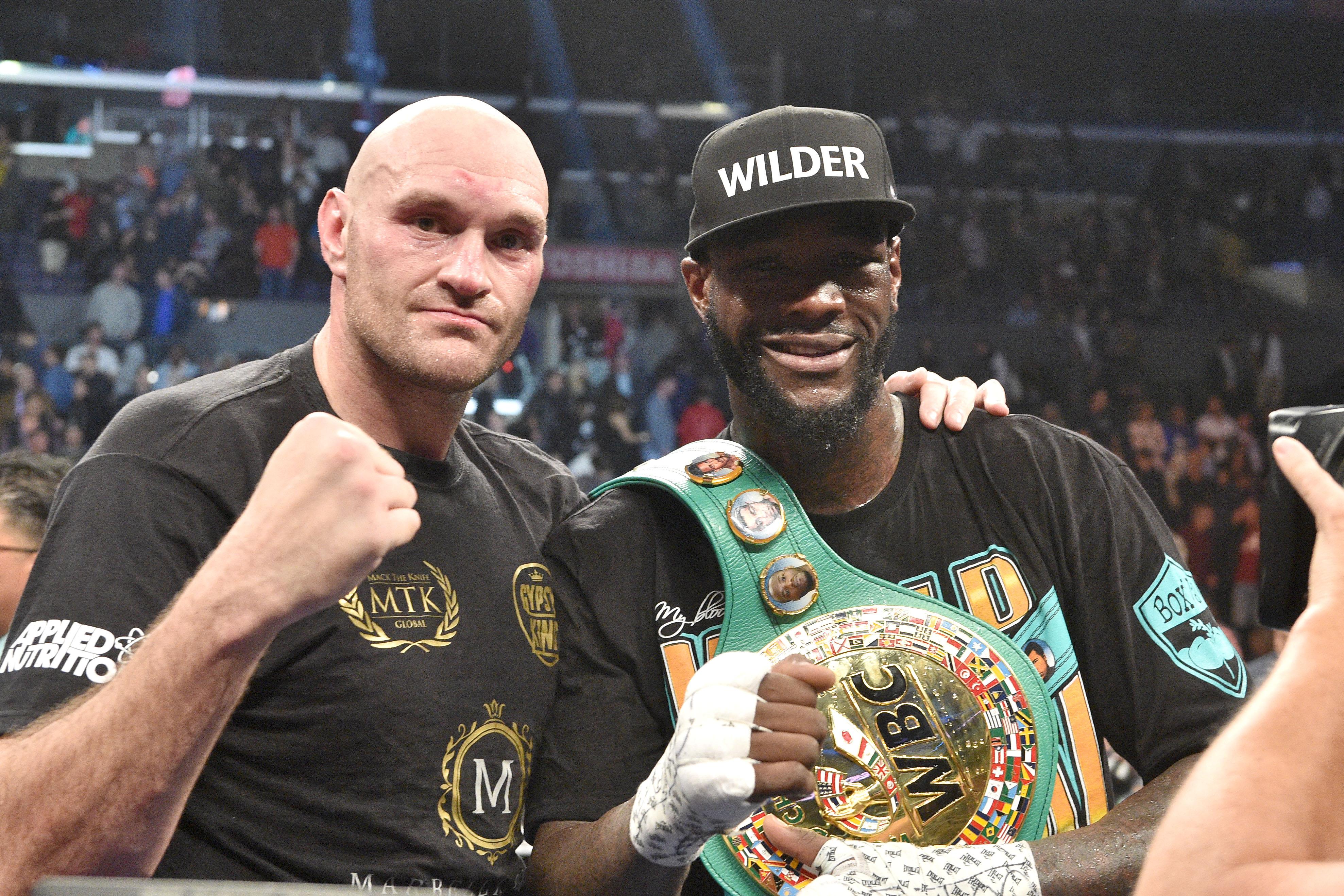 Boxing - Staples Center