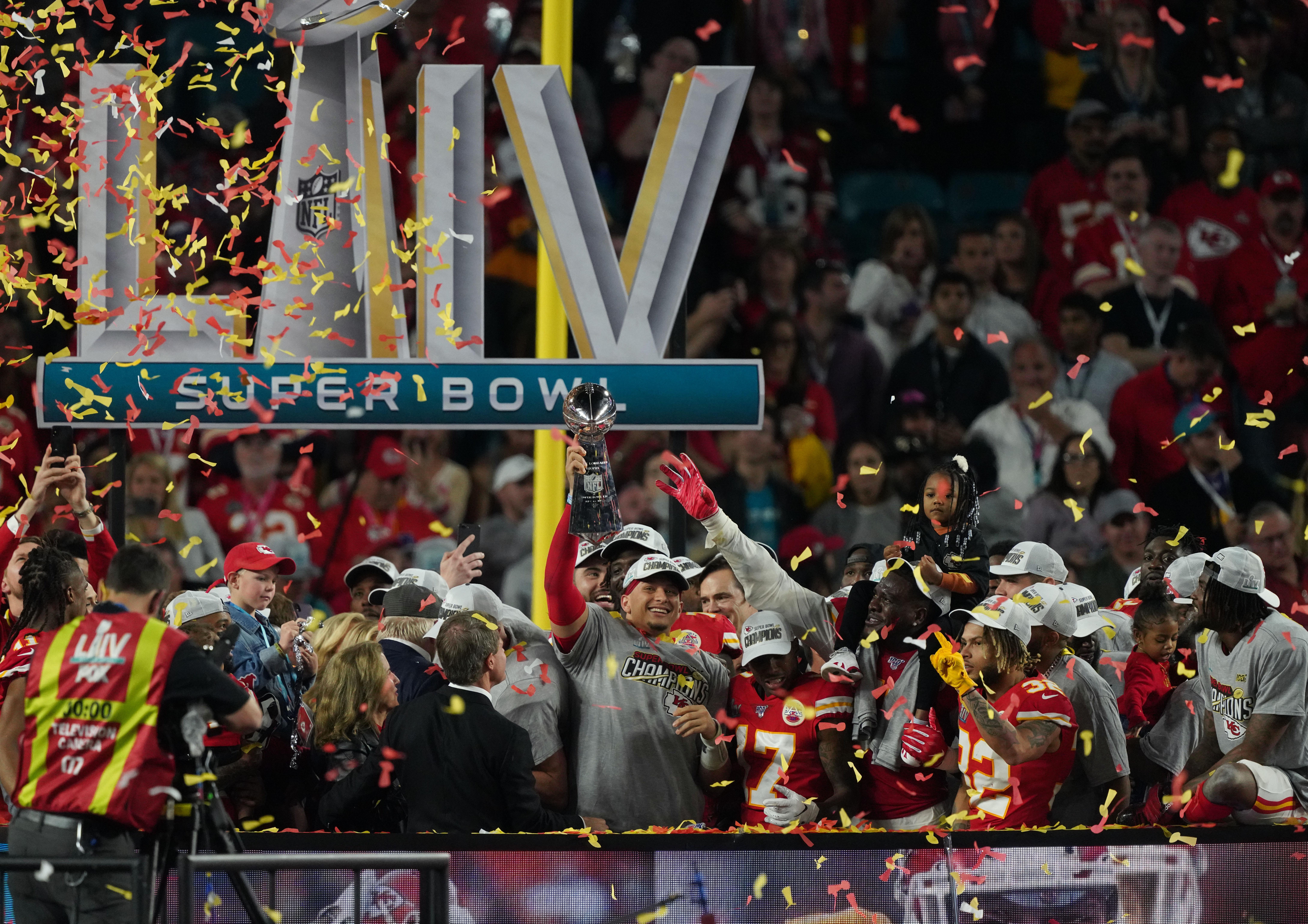 NFL: Super Bowl LIV-San Francisco 49ers vs Kansas City Chiefs