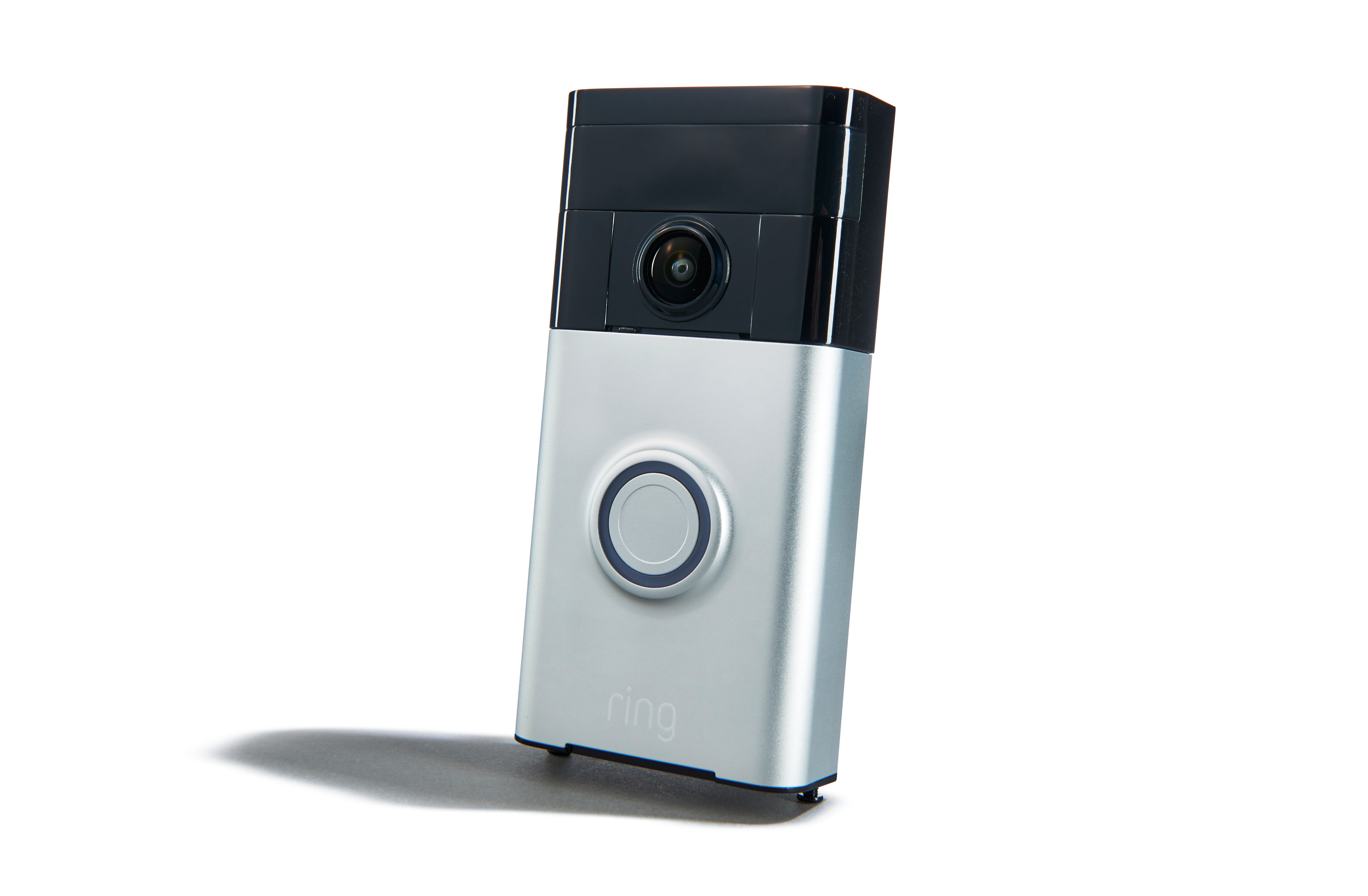 A Ring doorbell.