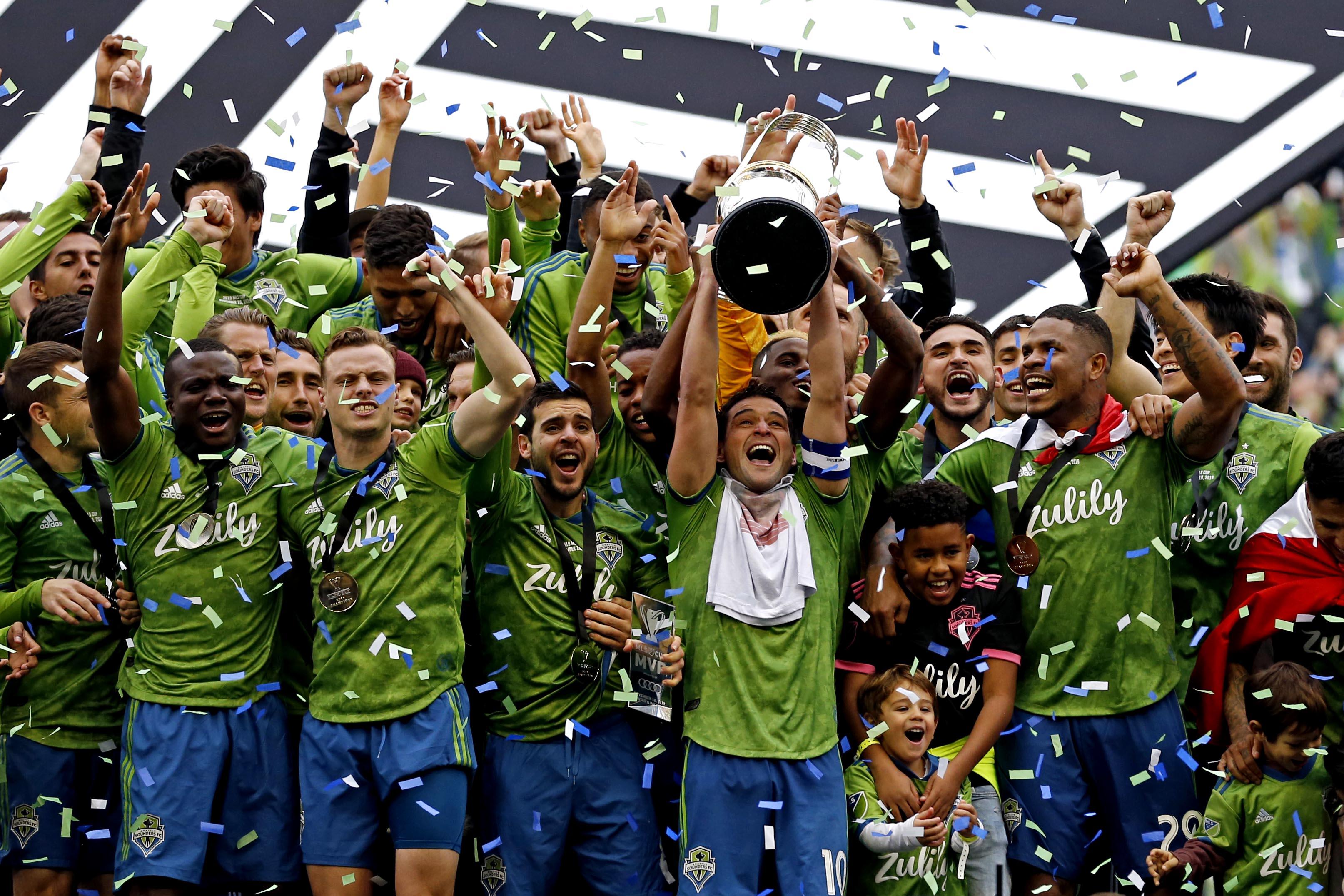 MLS: MLS Cup-Toronto FC vs Seattle FC
