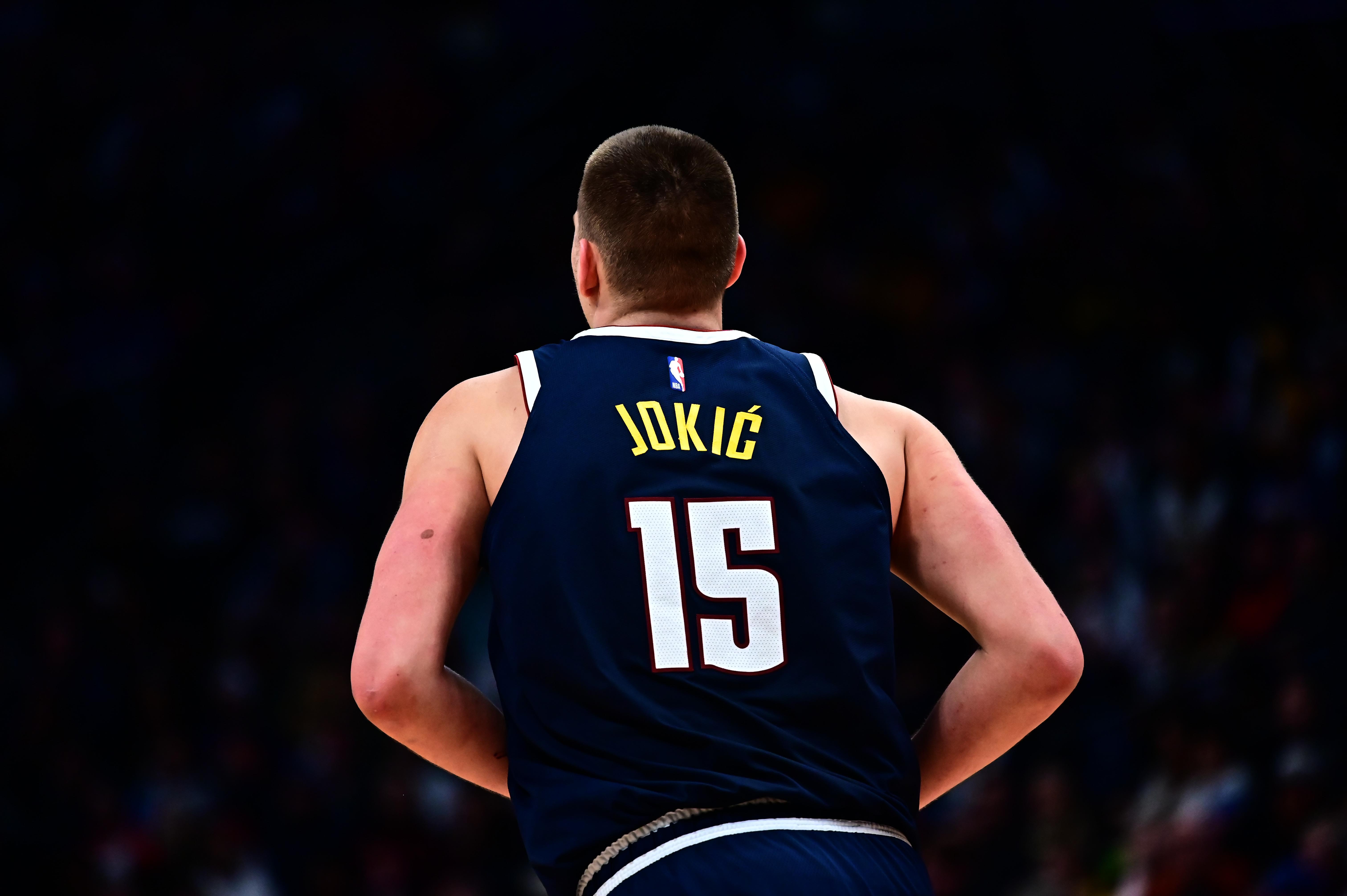 NBA: Portland Trail Blazers at Denver Nuggets